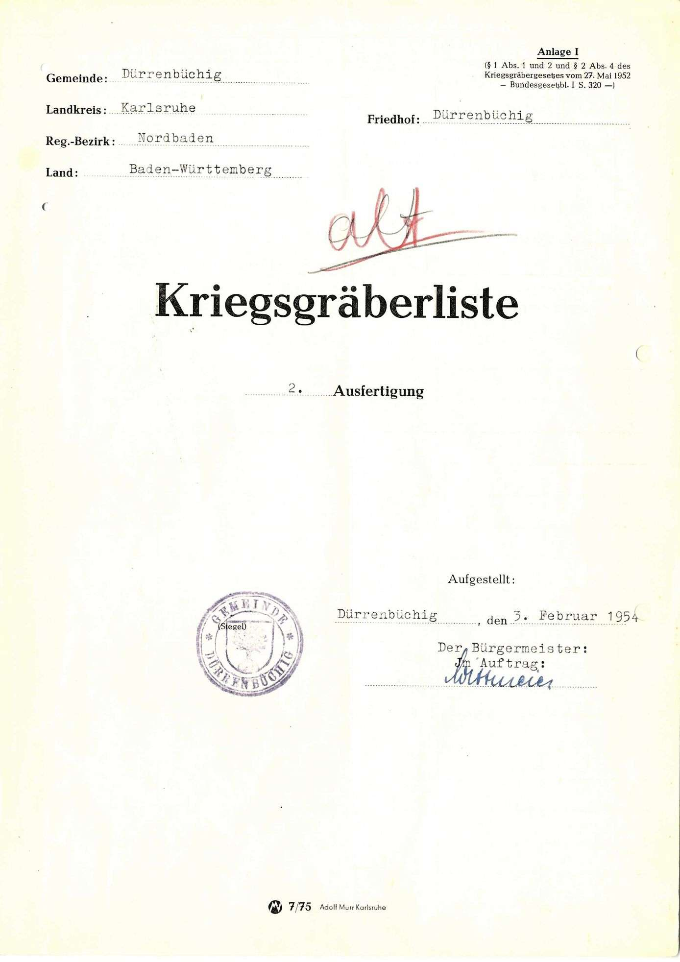 Dürrenbüchig, Bild 3