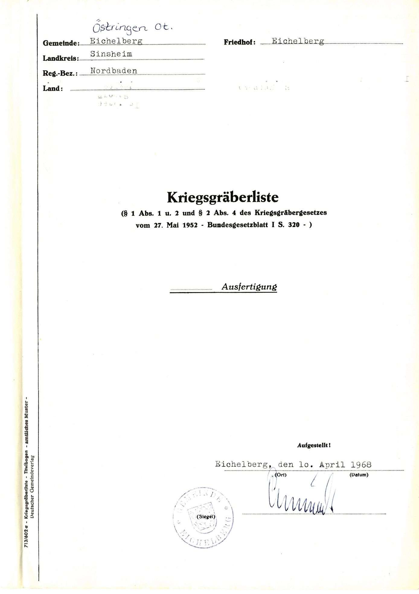 Eichelberg, Bild 1