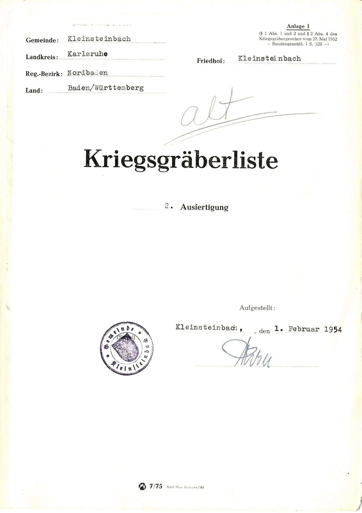 Kleinsteinbach, Bild 3