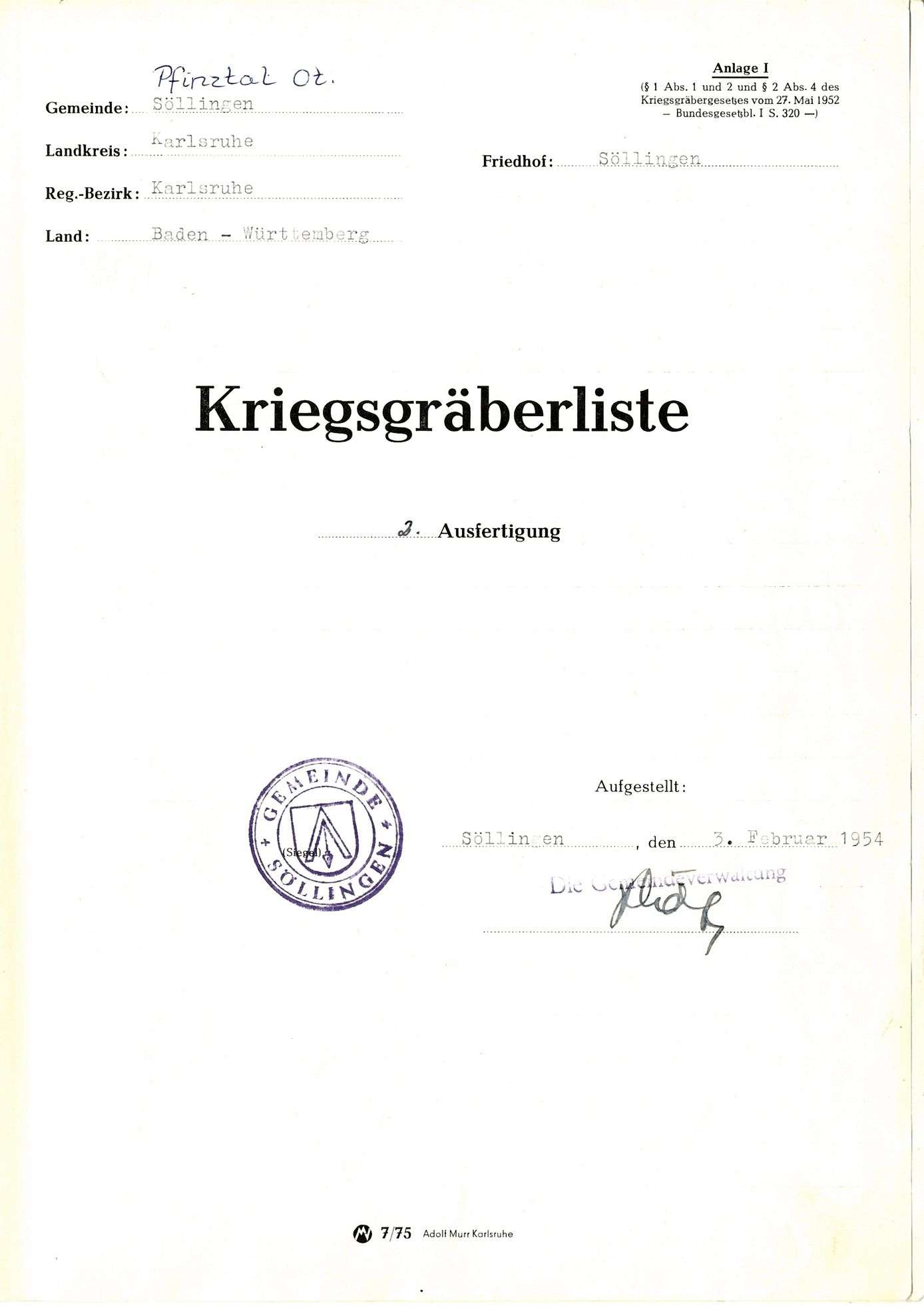 Söllingen, Bild 1
