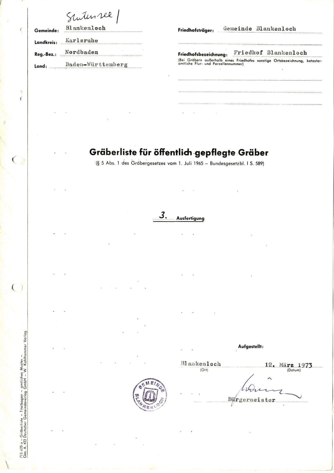 Blankenloch, Bild 1
