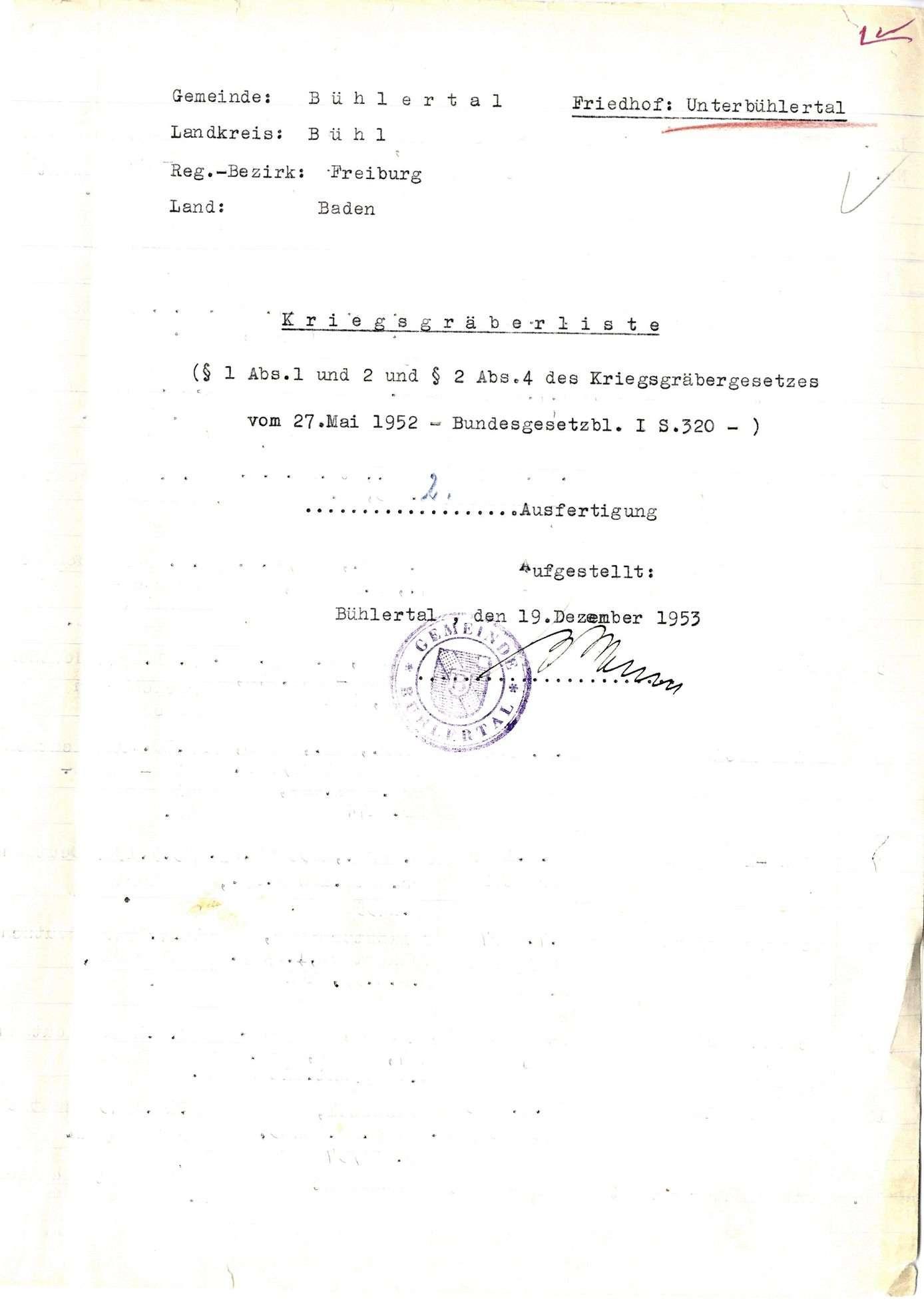 Unterbühlertal, Bild 1