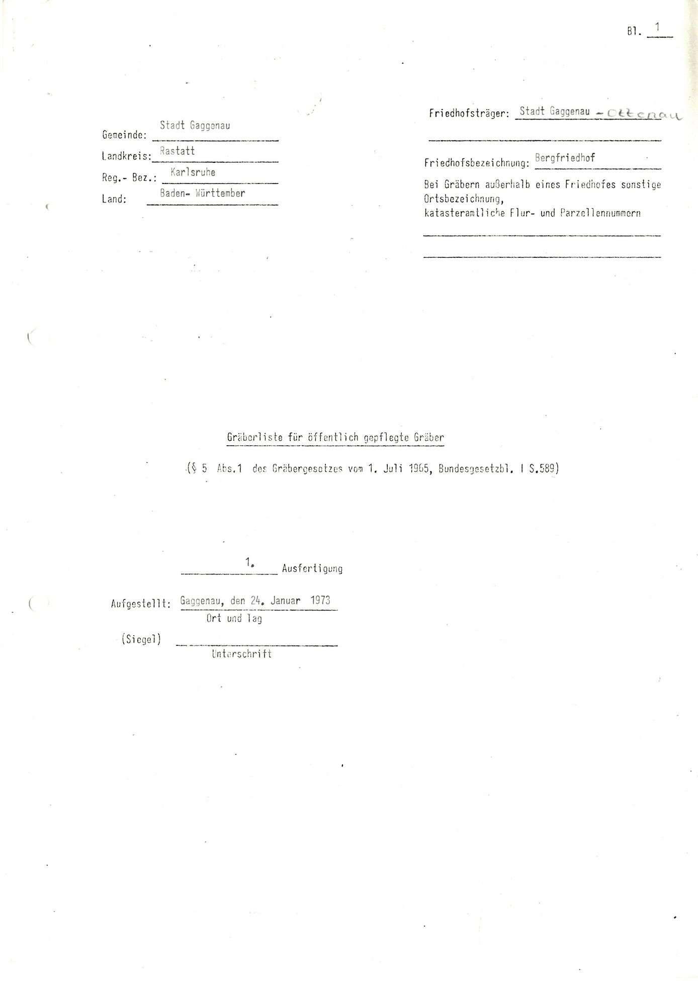 Ottenau, Bild 1