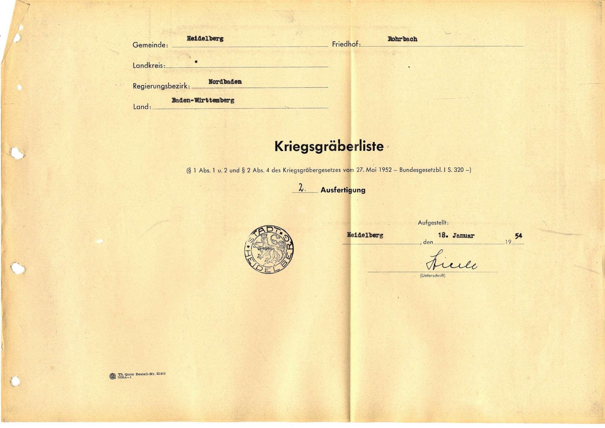 Rohrbach, Bild 1