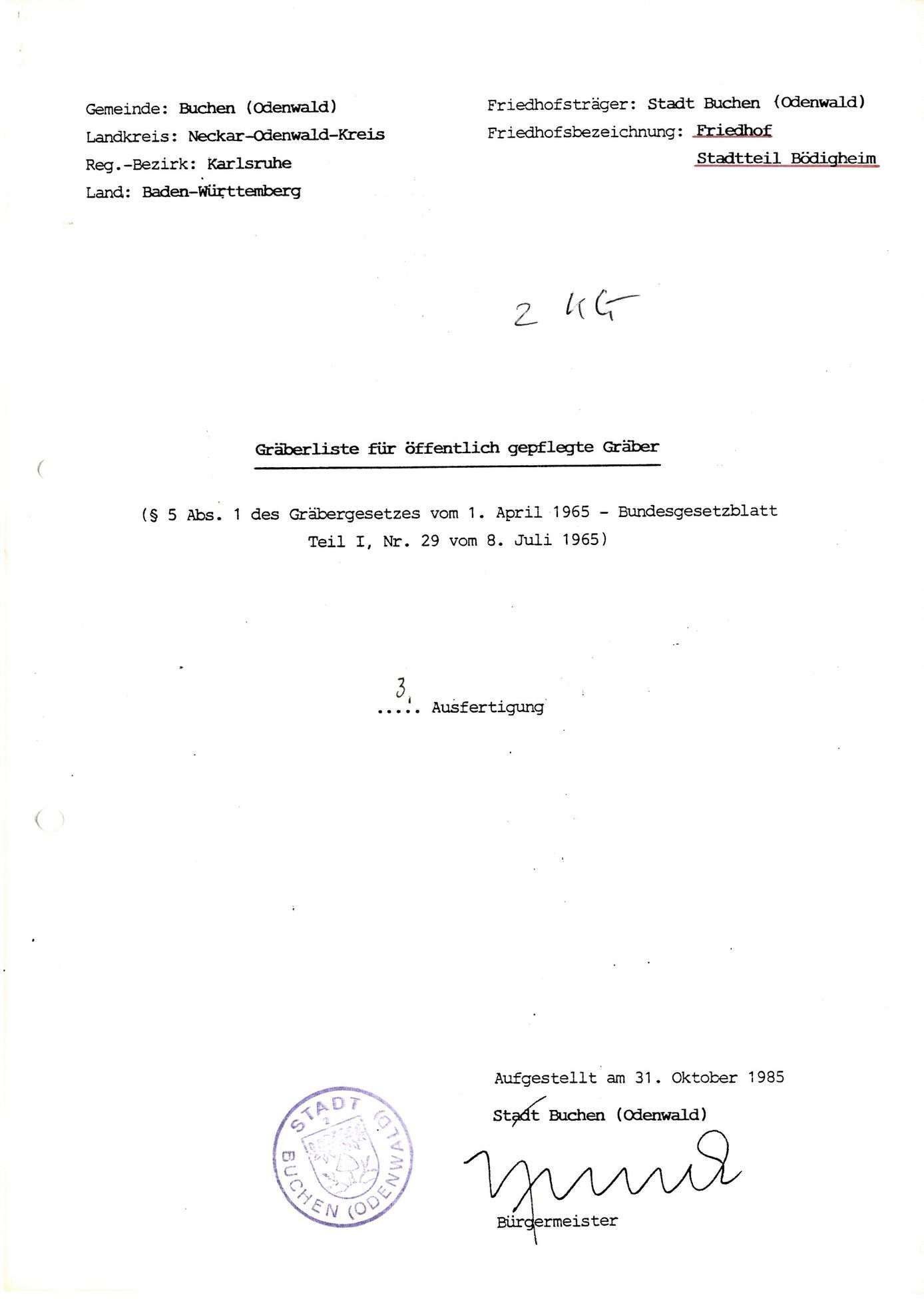 Bödigheim, Bild 1