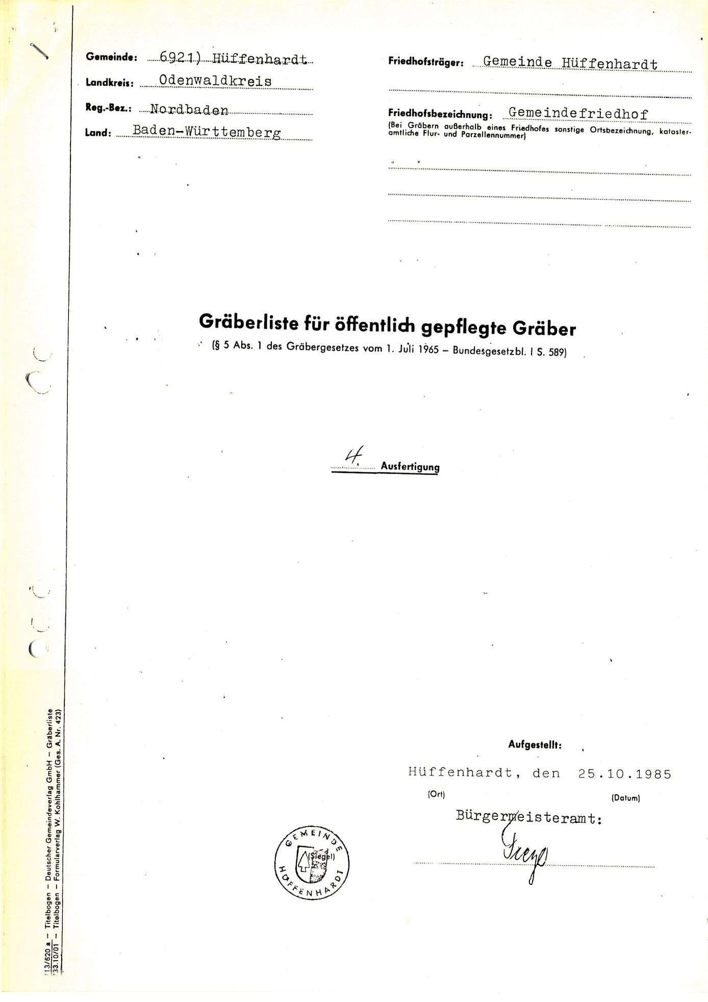 Hüffenhardt, Bild 1