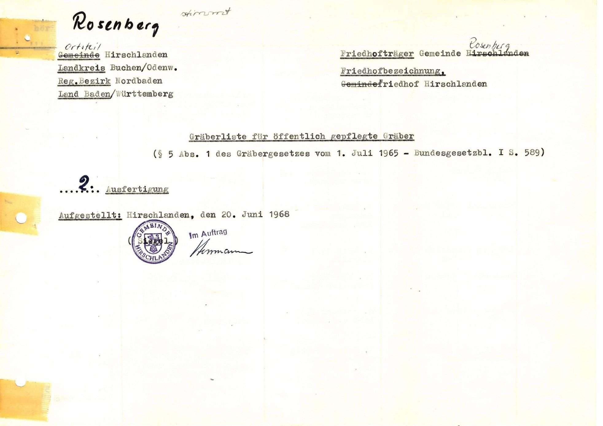 Hirschlanden, Bild 1