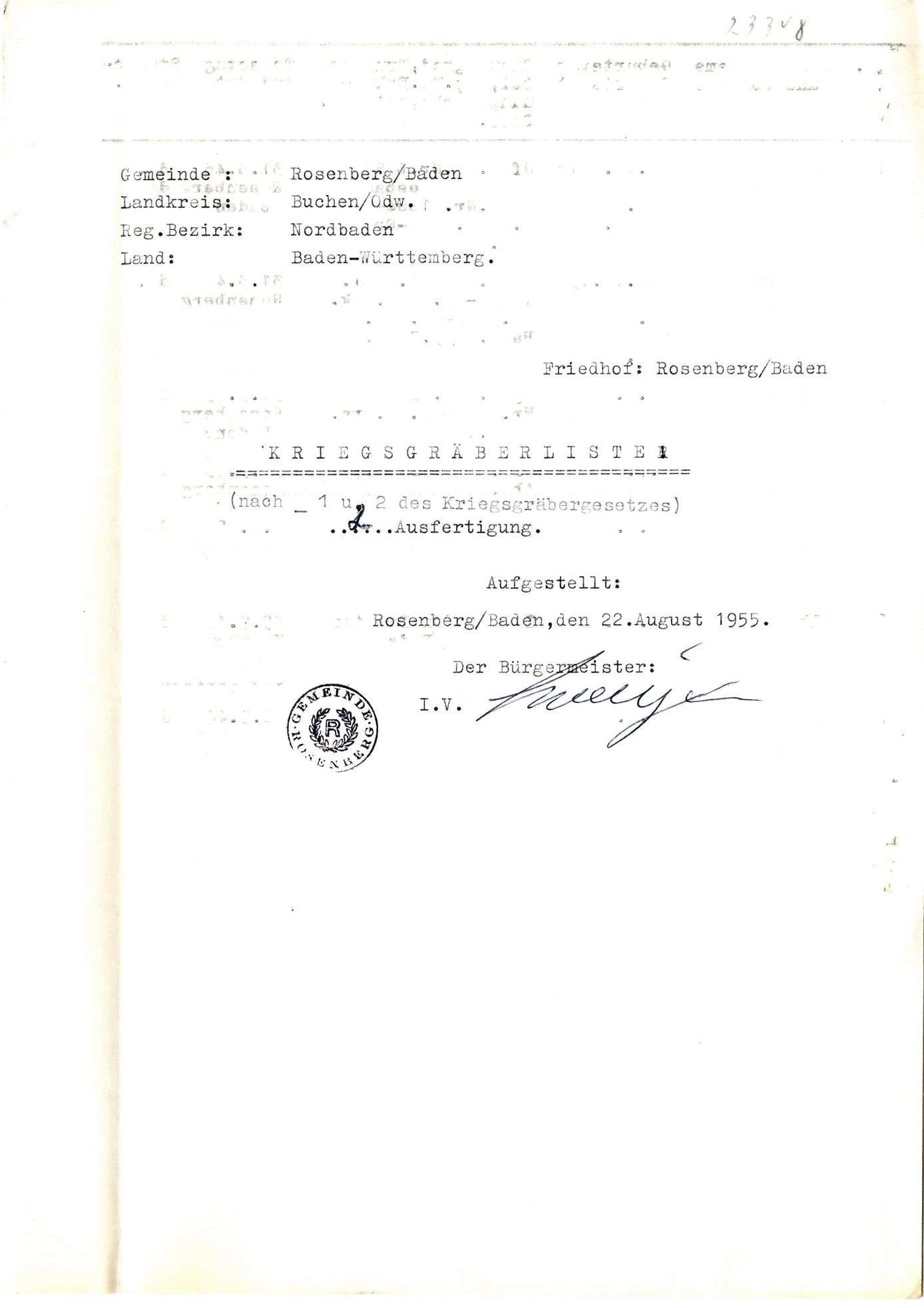 Rosenberg, Bild 3
