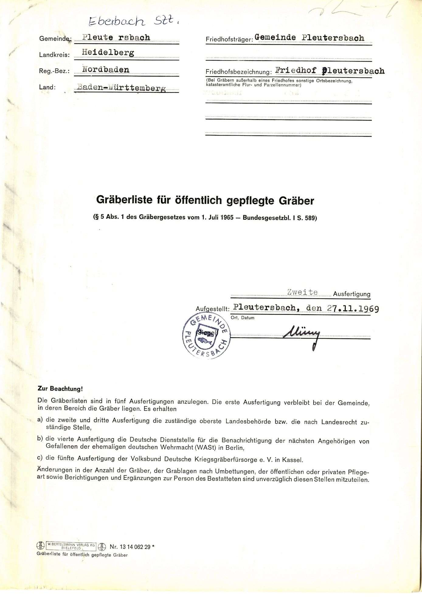 Pleutersbach, Bild 1
