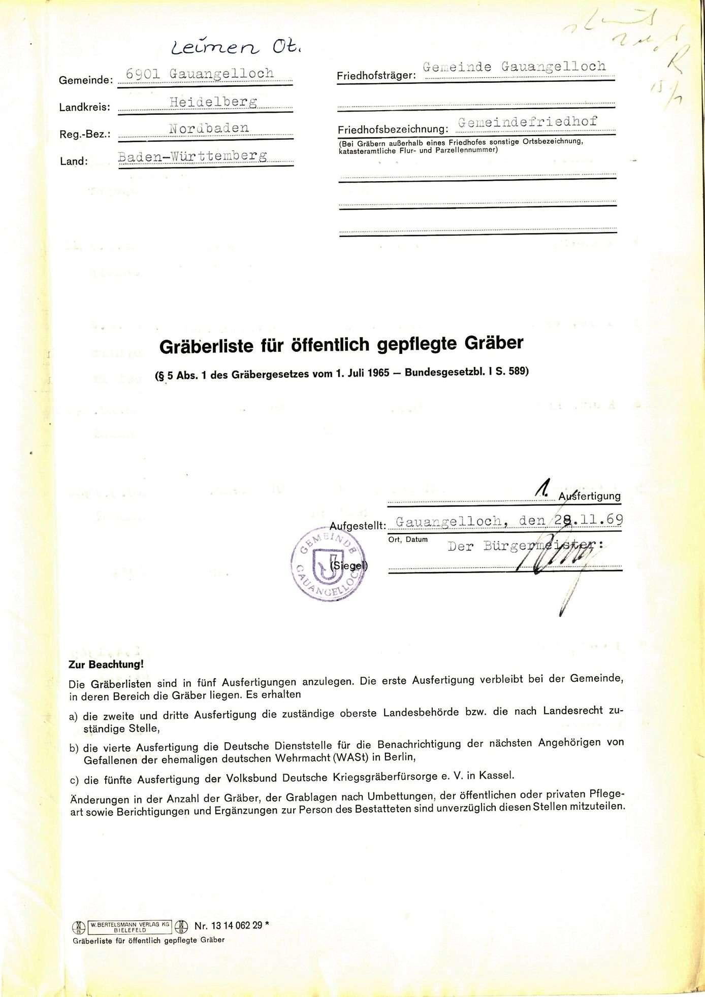 Gauangelloch, Bild 1
