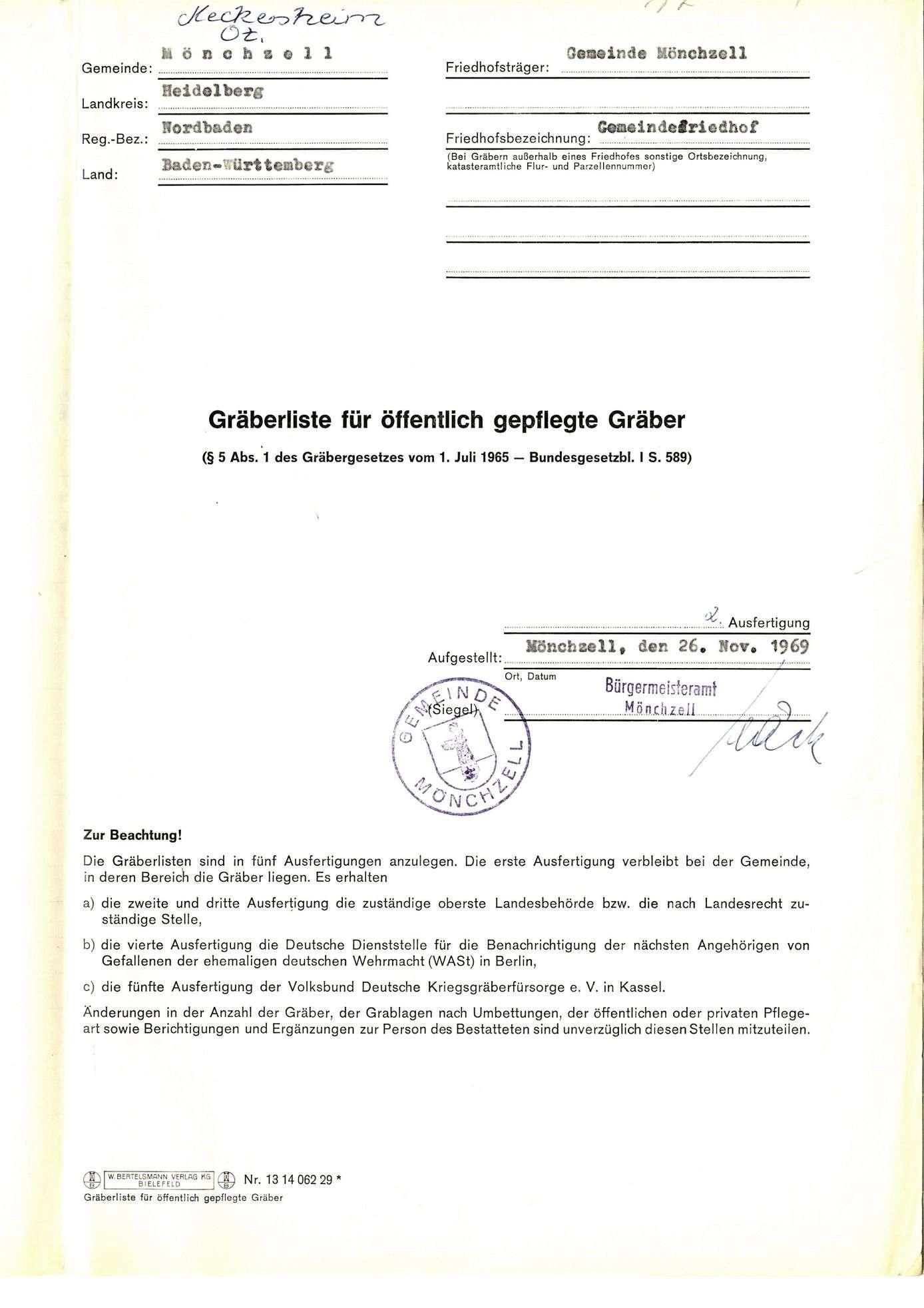 Mönchzell, Bild 1