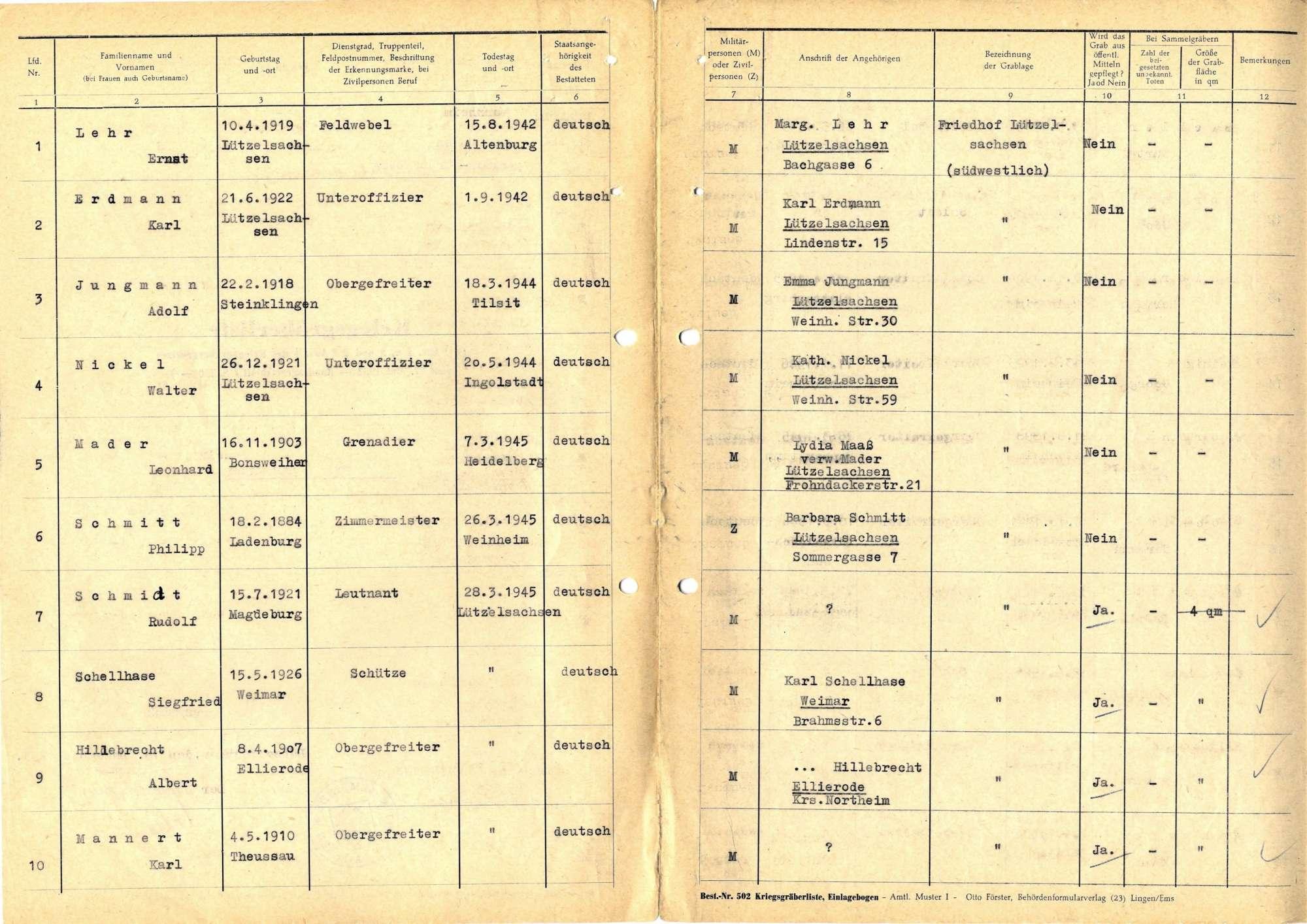 Lützelsachsen, Bild 2