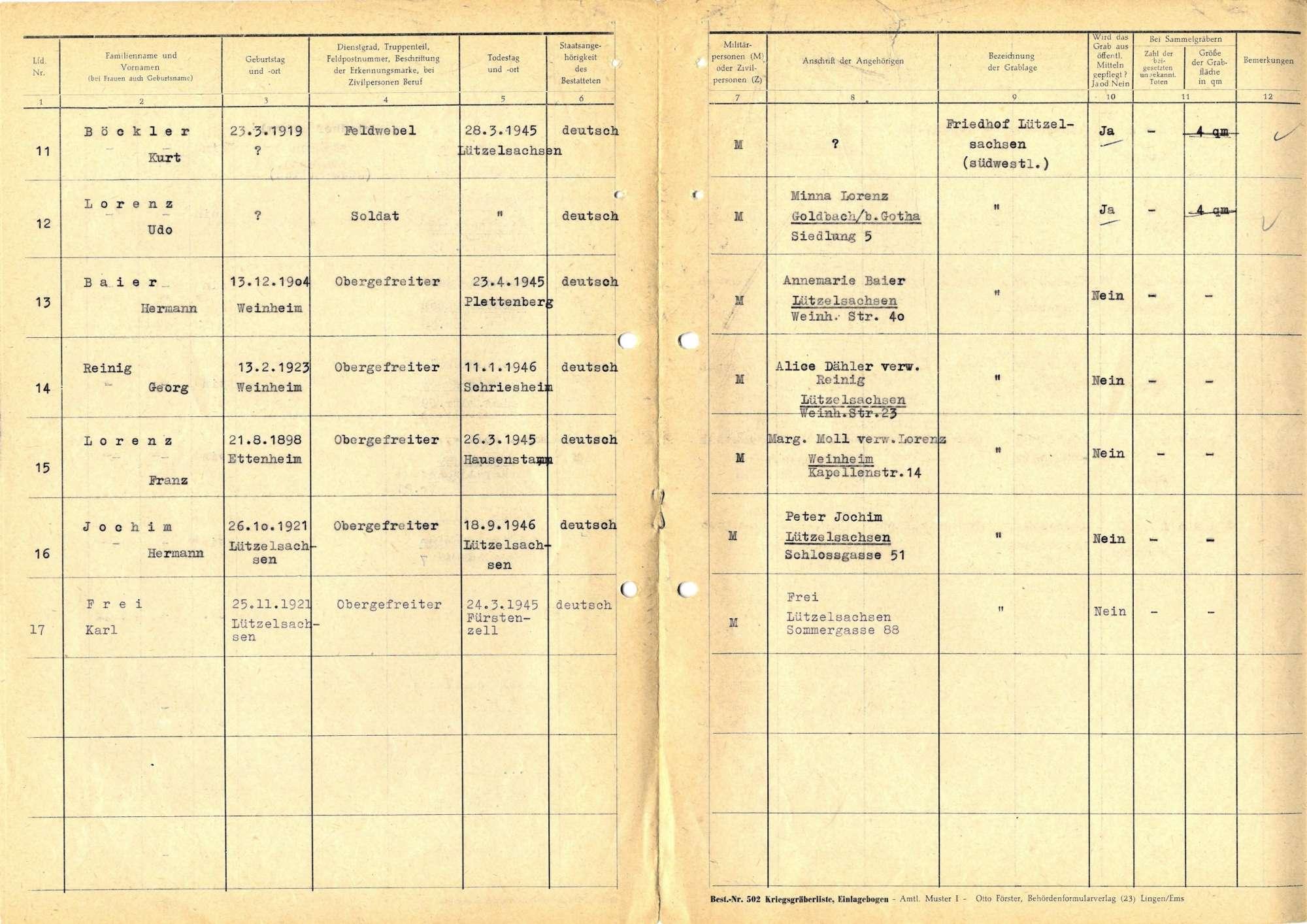 Lützelsachsen, Bild 3