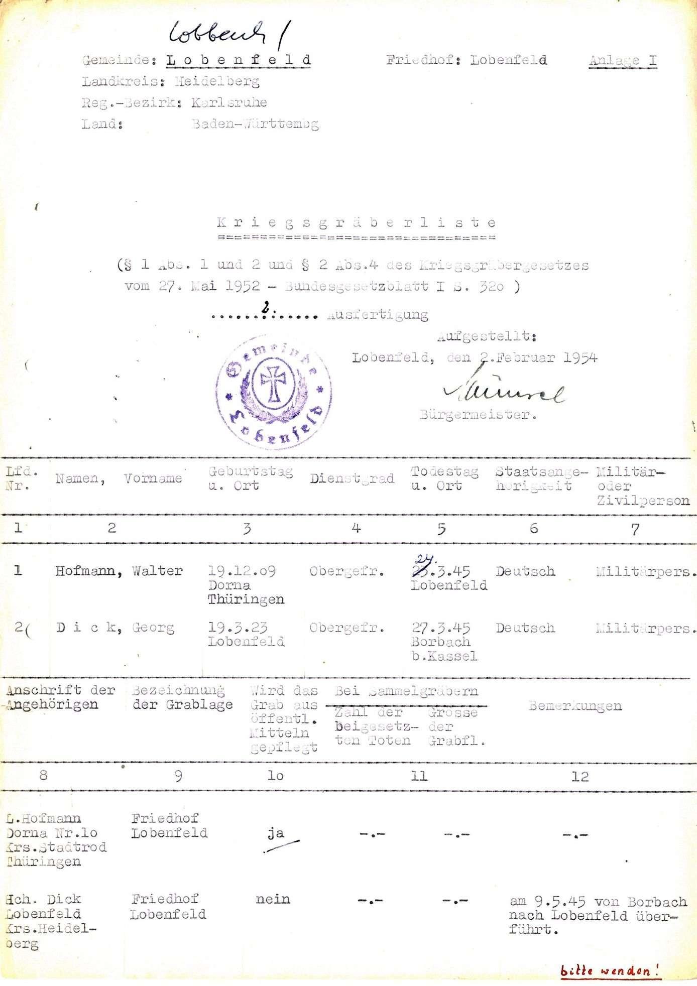 Lobenfeld, Bild 3