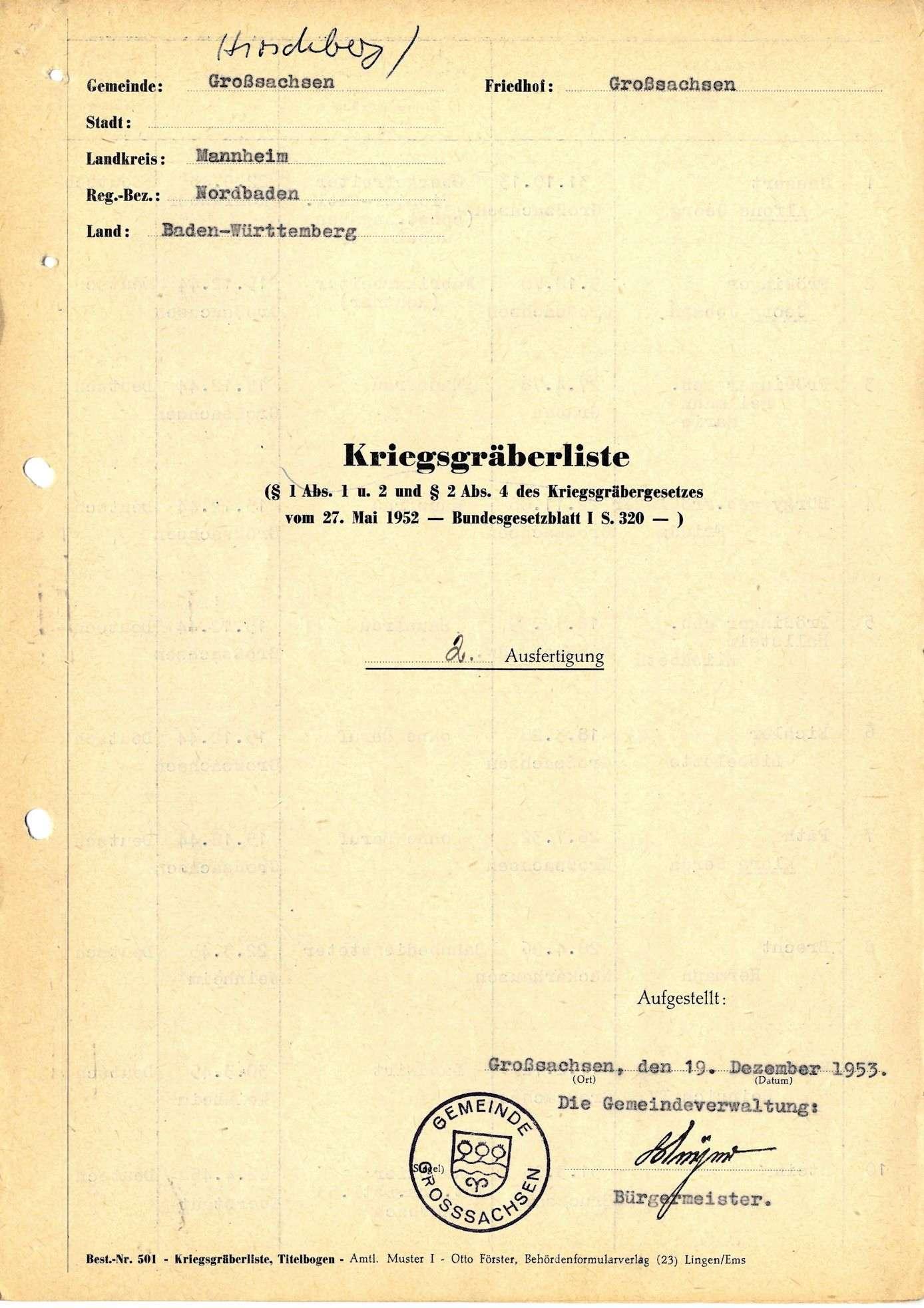 Großsachsen, Bild 2