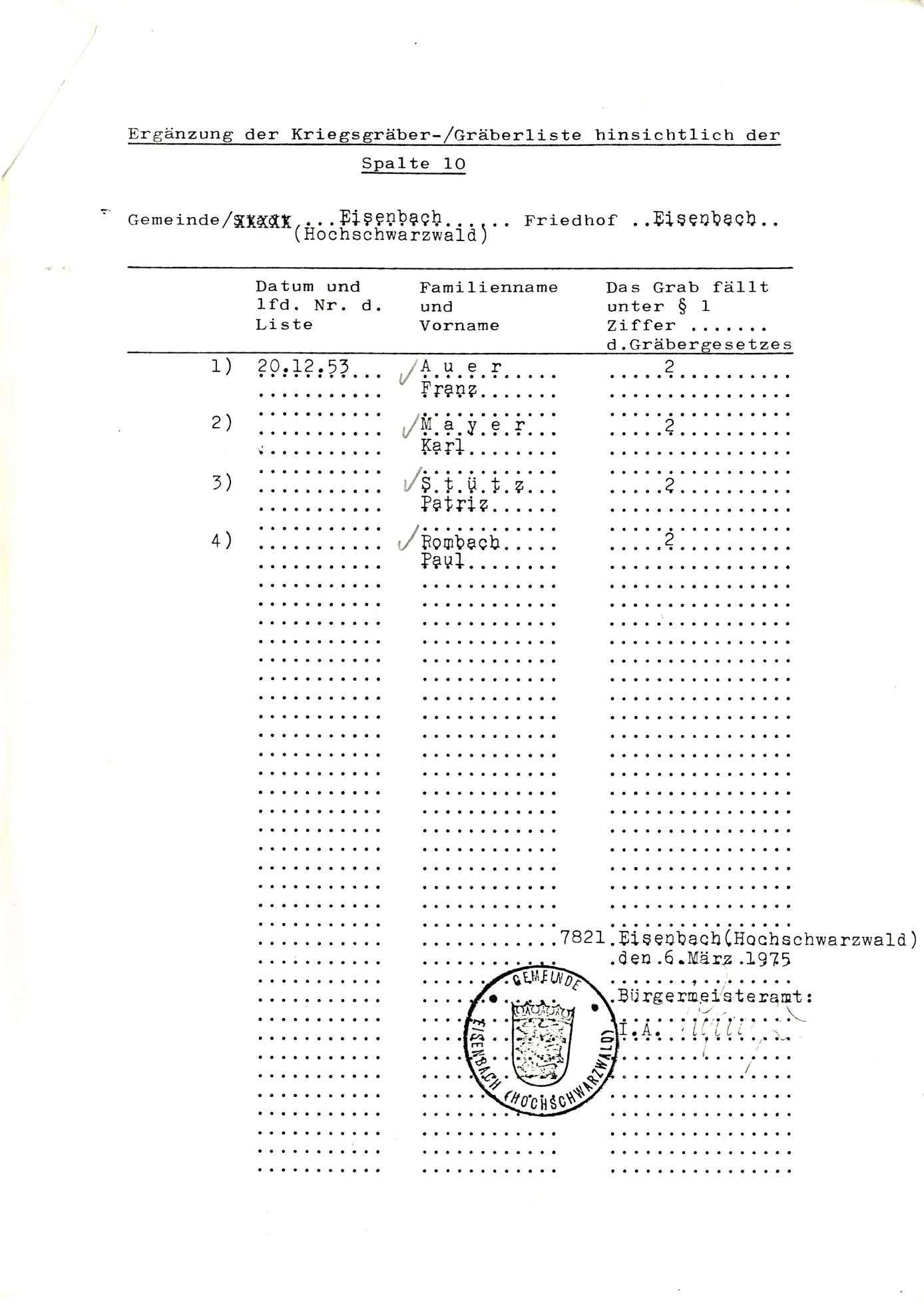 Eisenbach, Bild 2