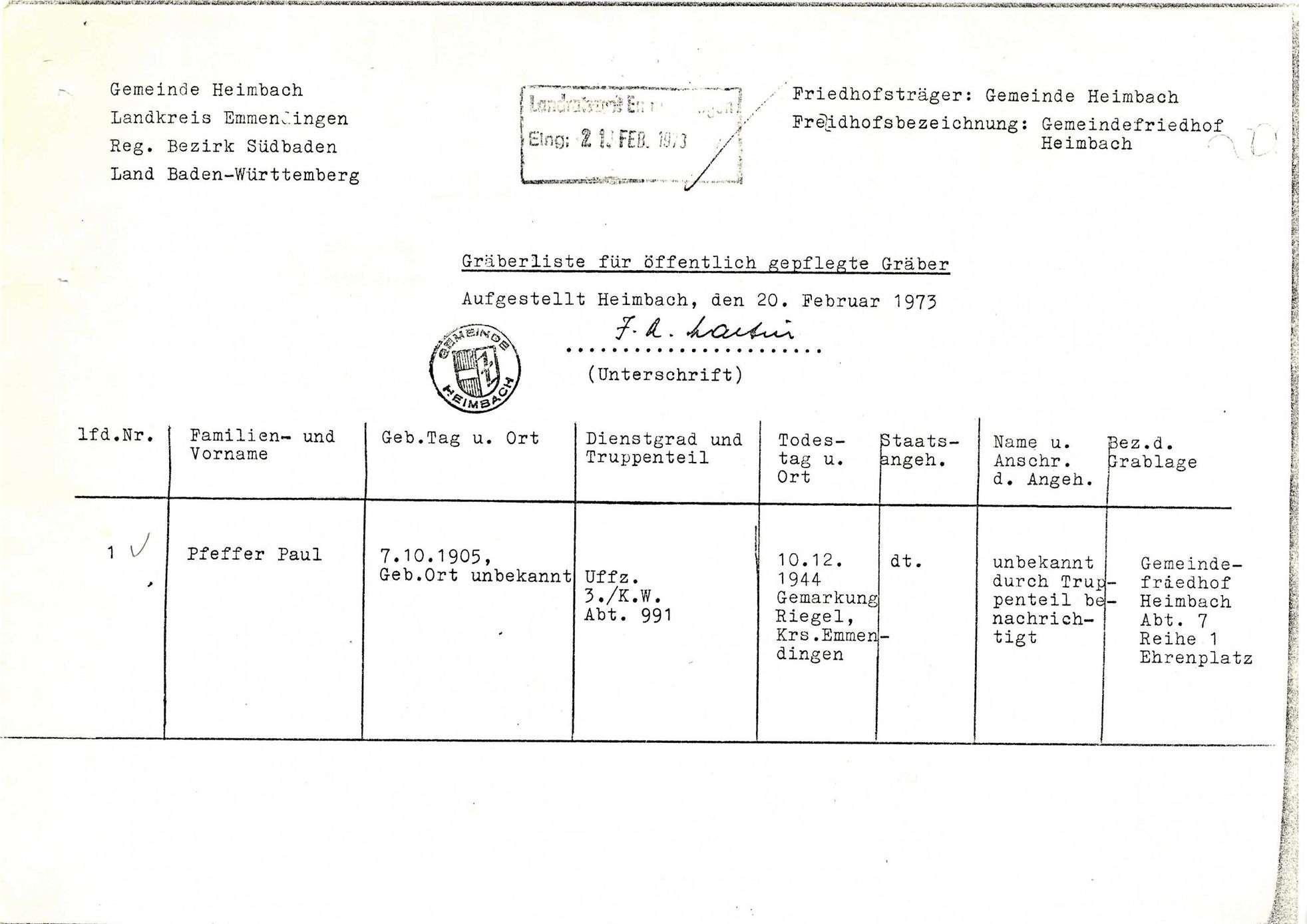 Heimbach, Bild 1
