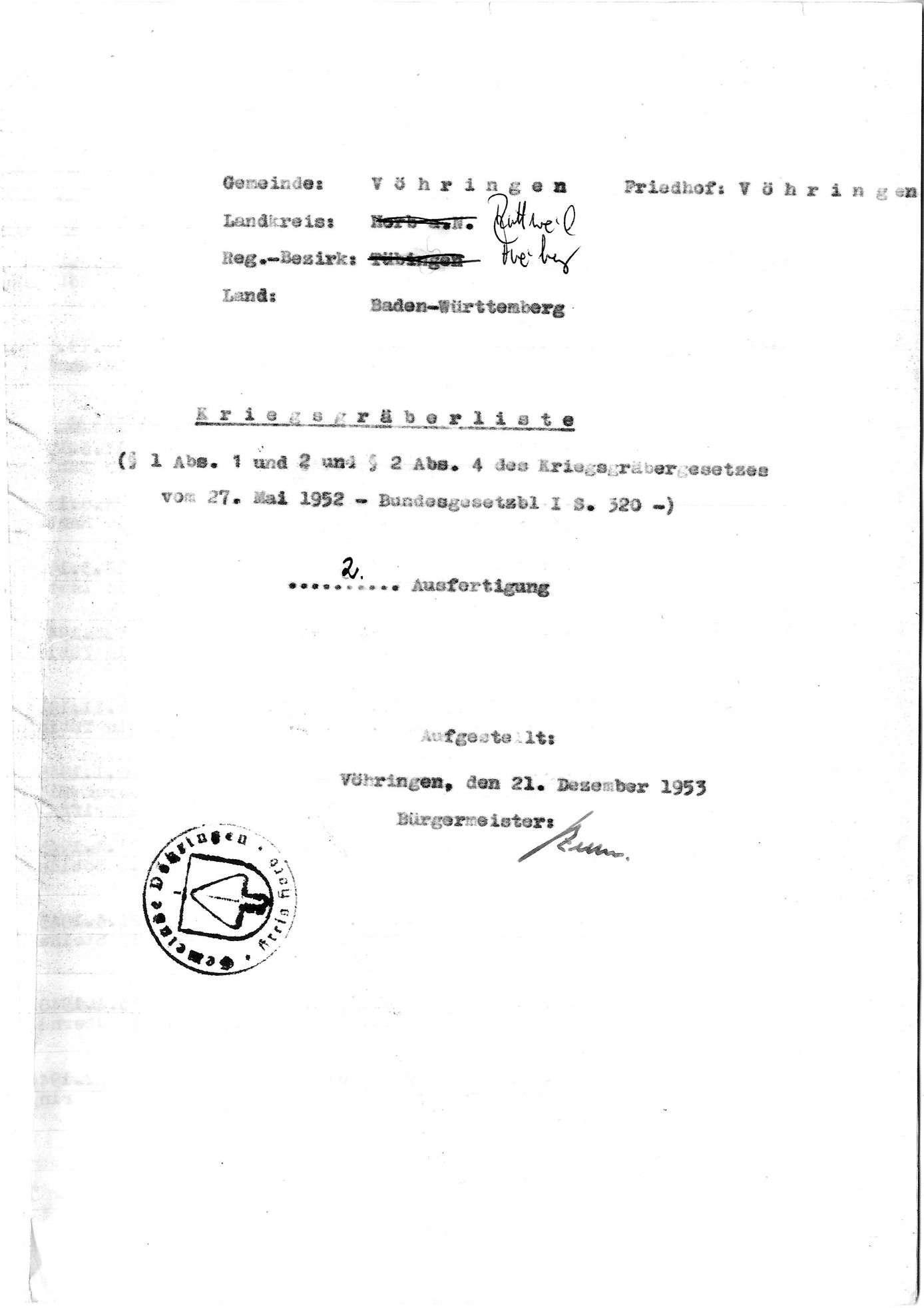 Vöhringen, Bild 1
