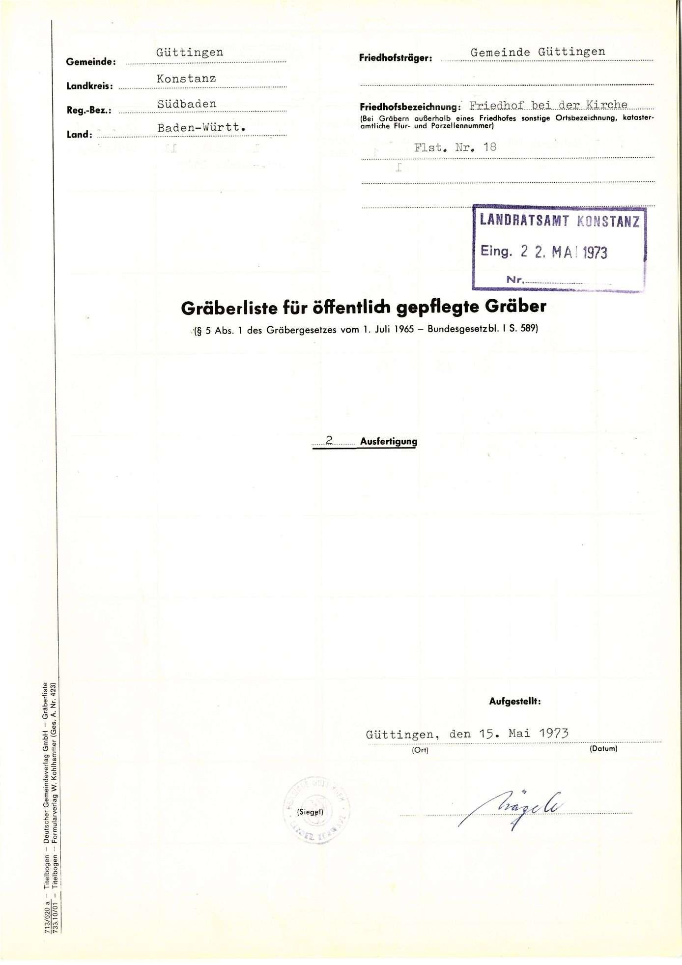 Güttingen, Bild 1