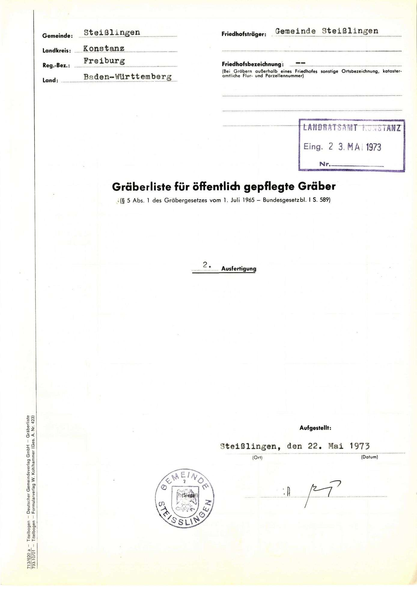 Steißlingen, Bild 1