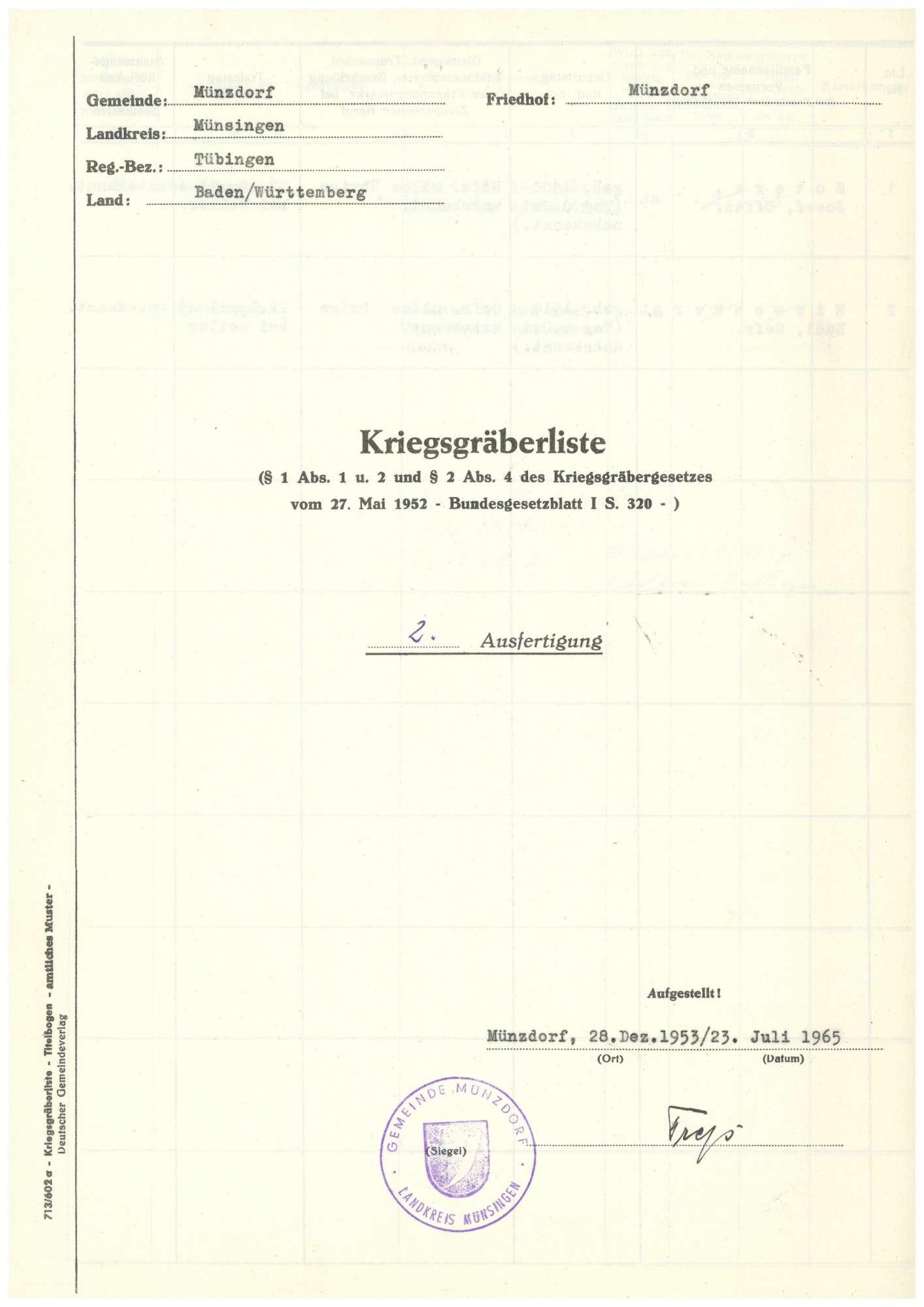 Münzdorf, Bild 1