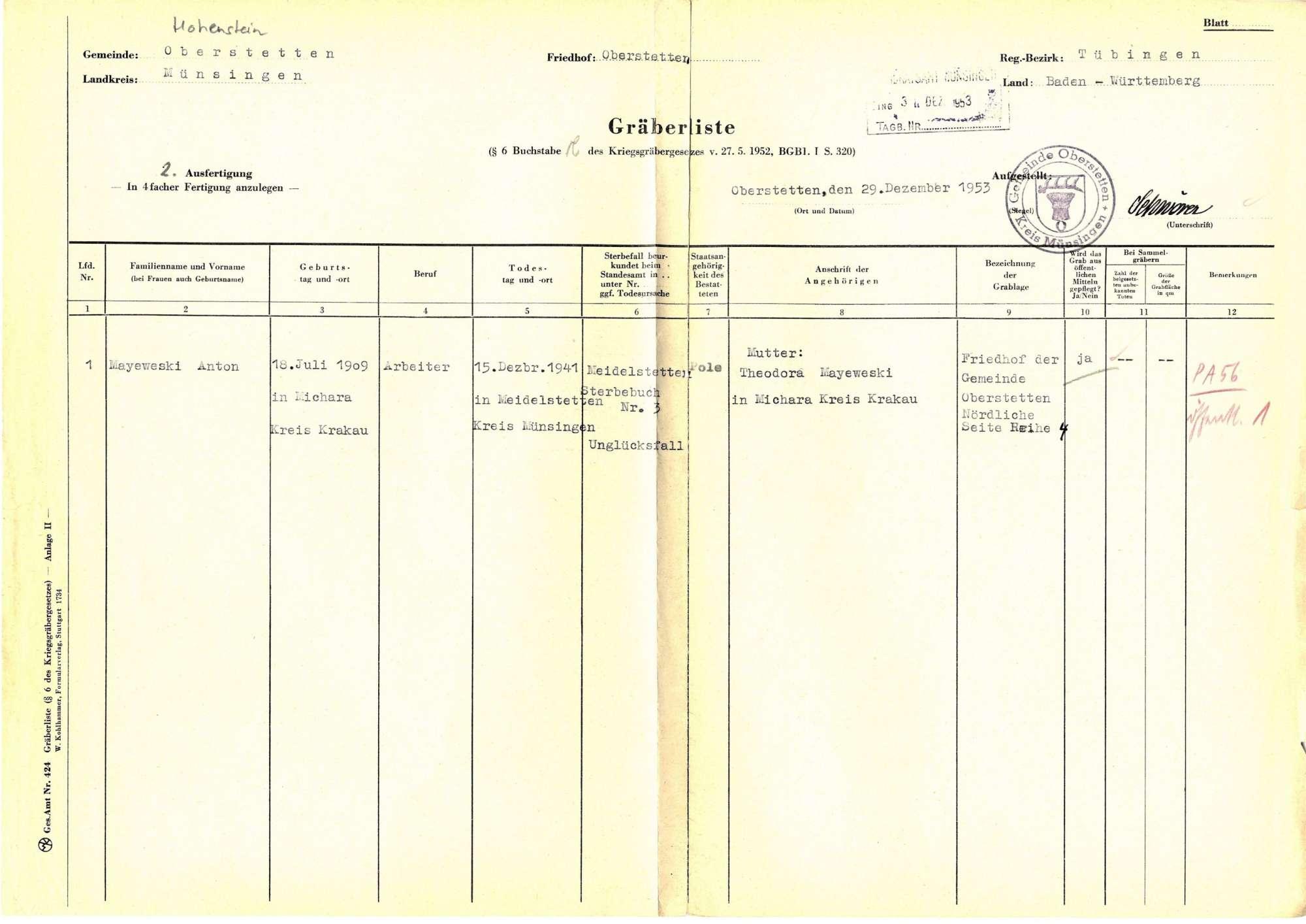 Oberstetten, Bild 1