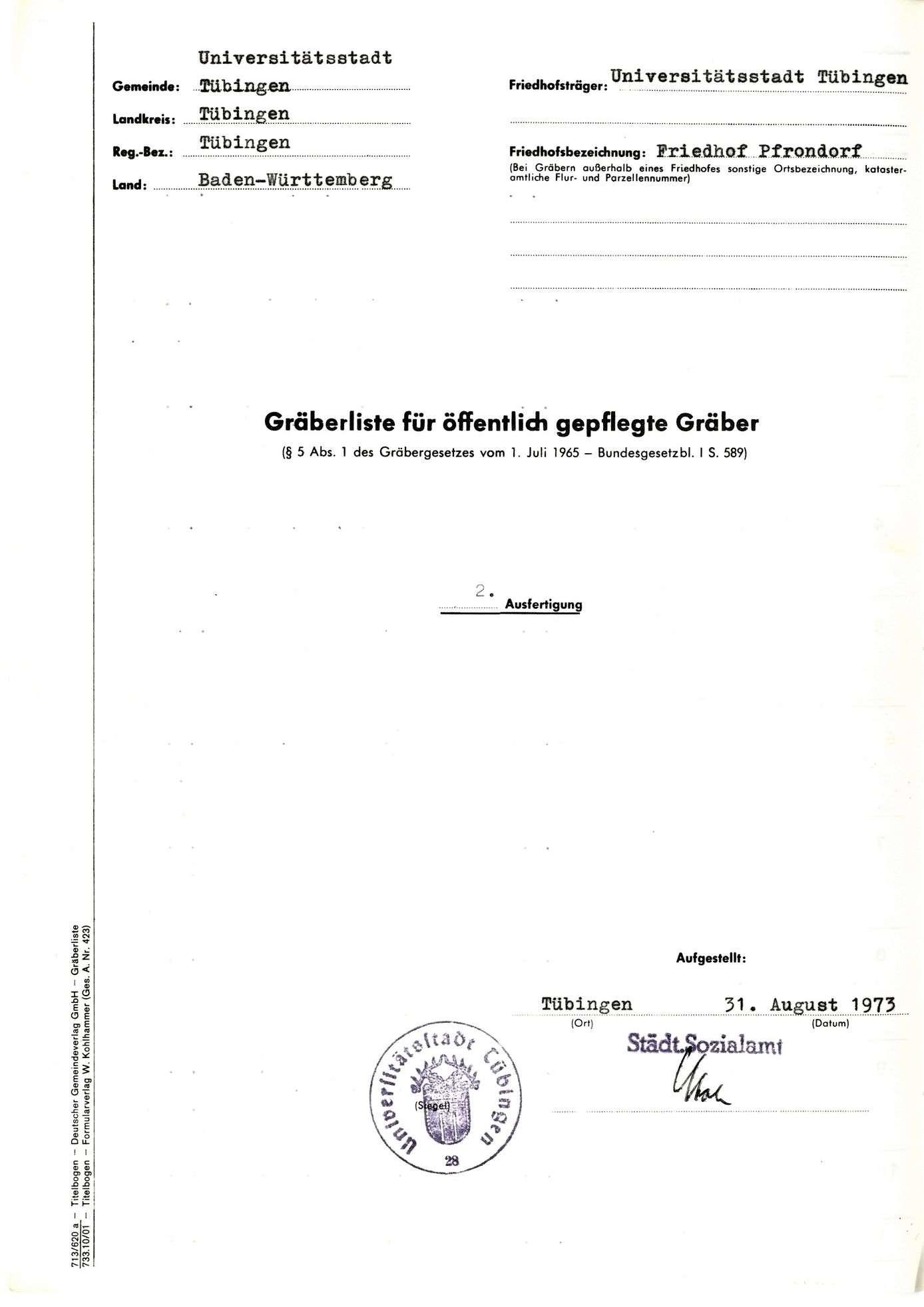Pfrondorf, Bild 1