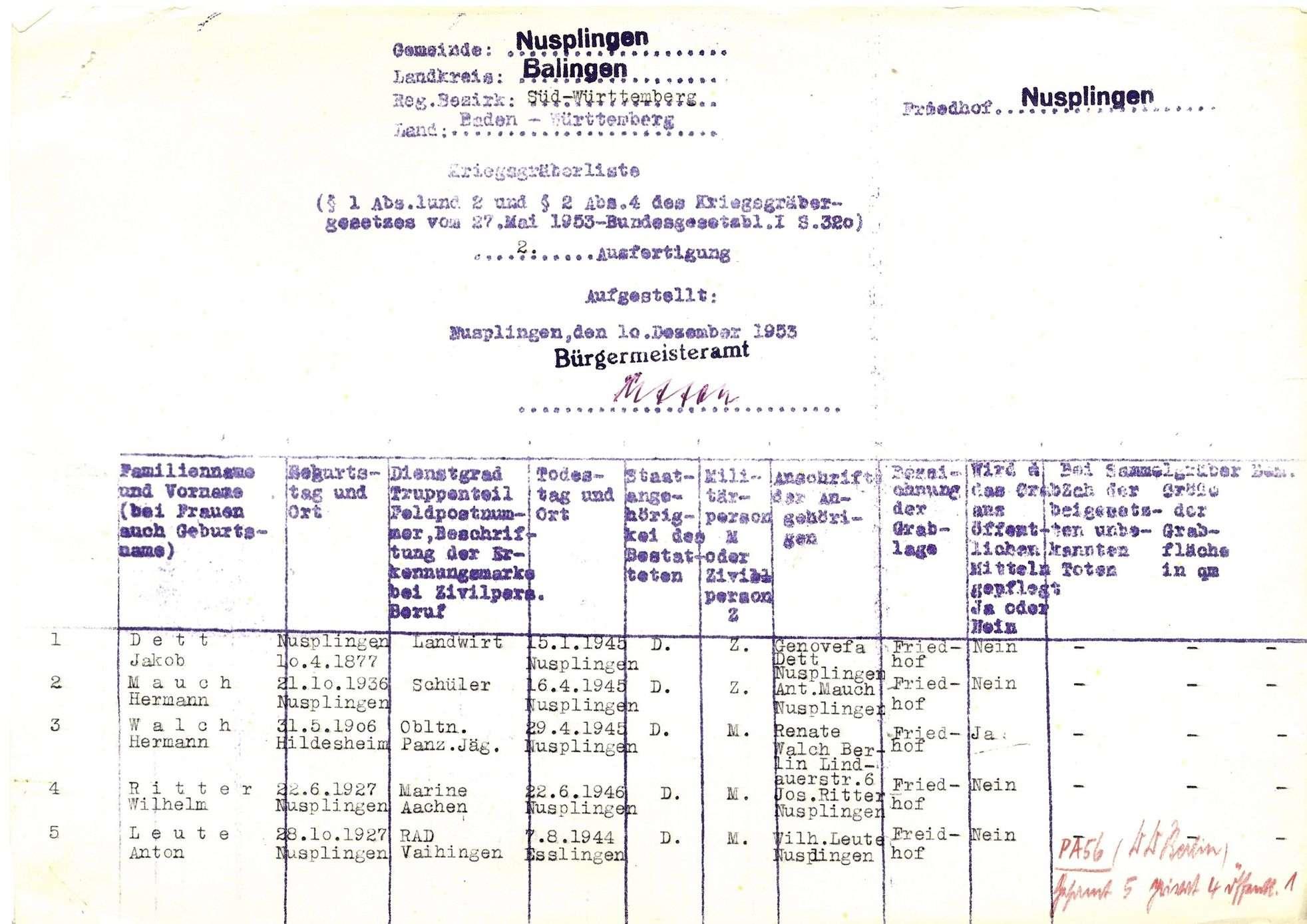 Nusplingen, Bild 2