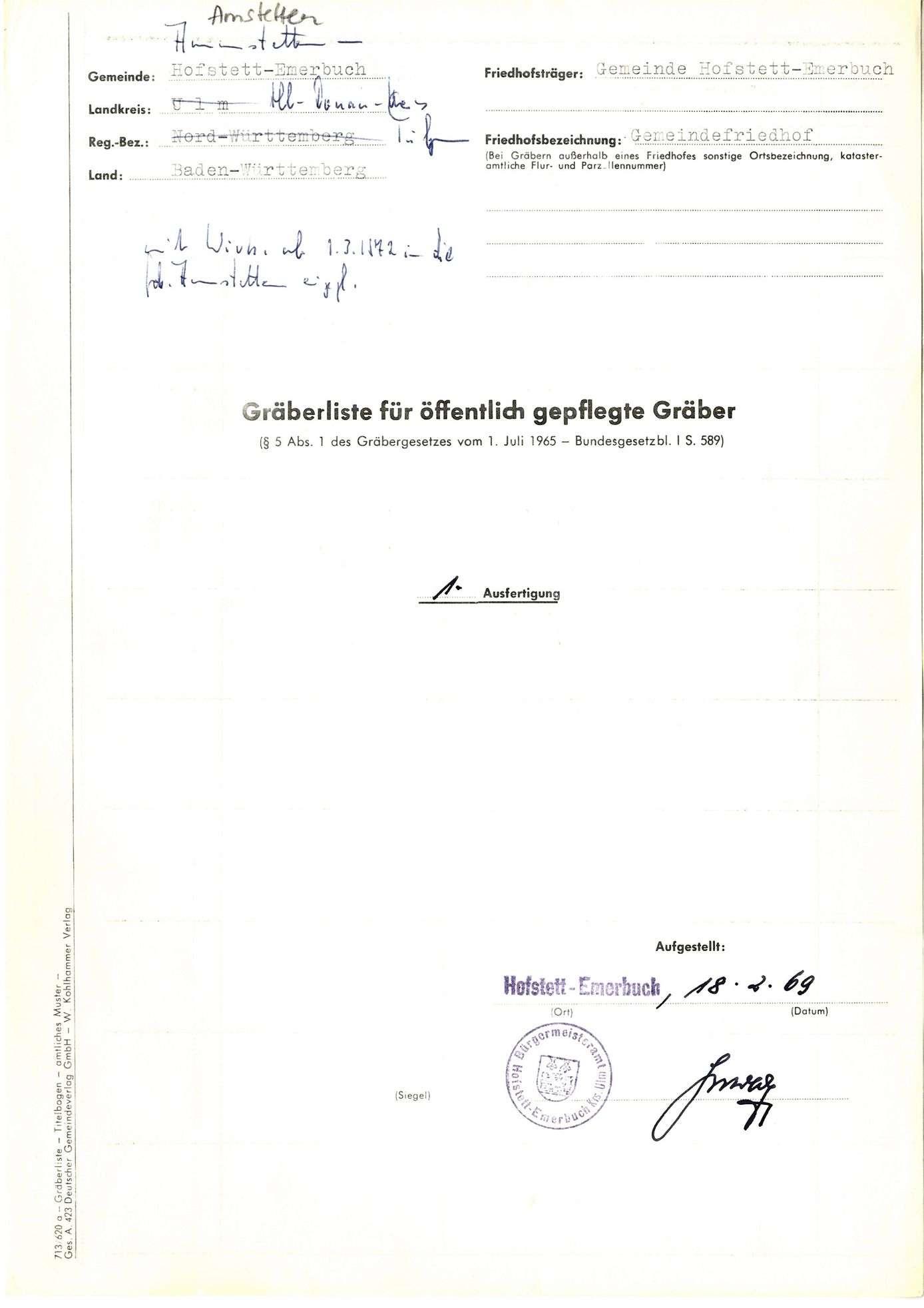 Hofstett-Emerbuch, Bild 1