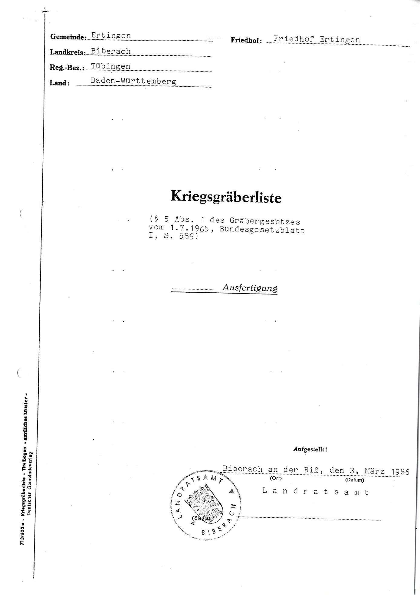 Ertingen, Bild 1