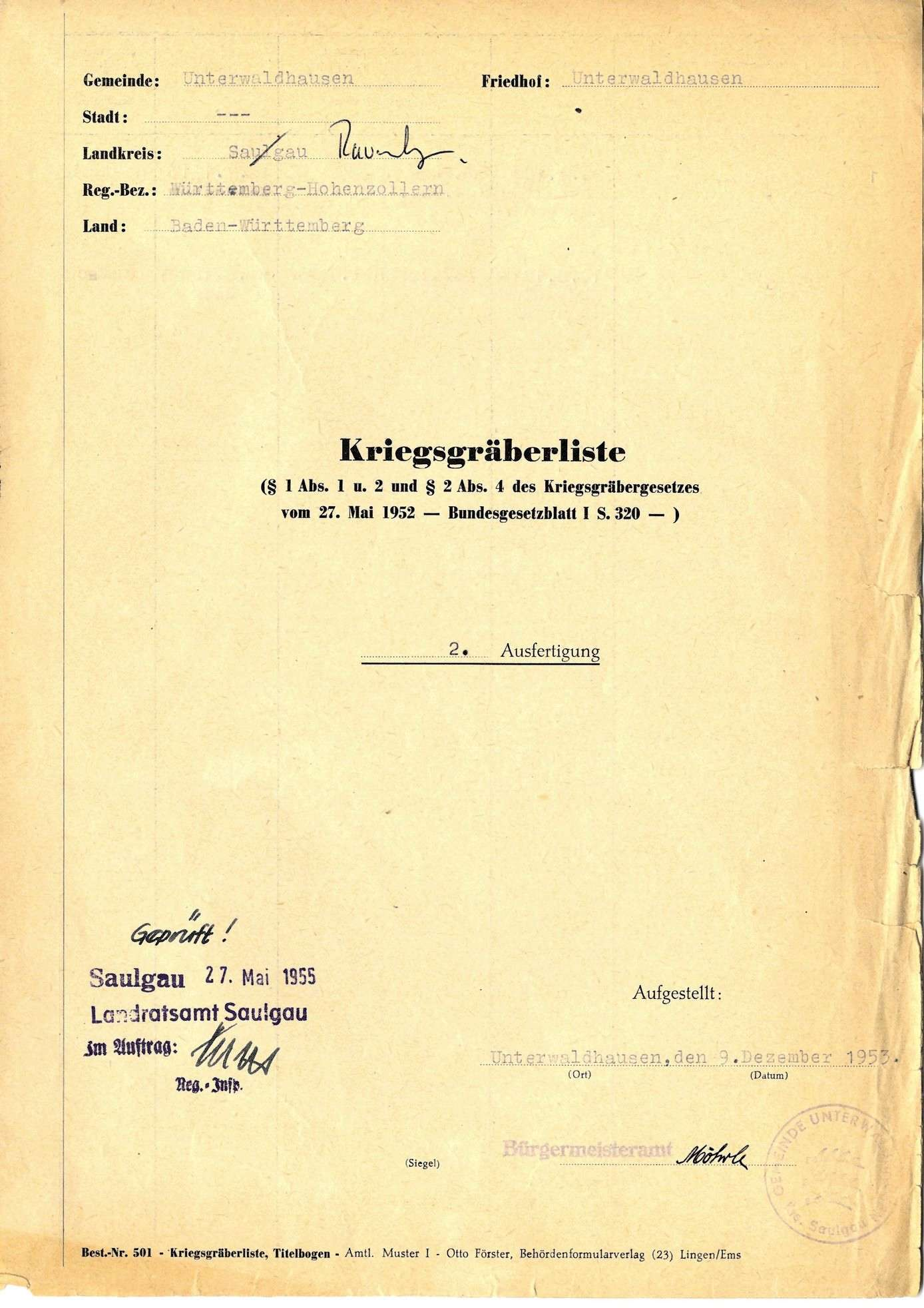Unterwaldhausen, Bild 1