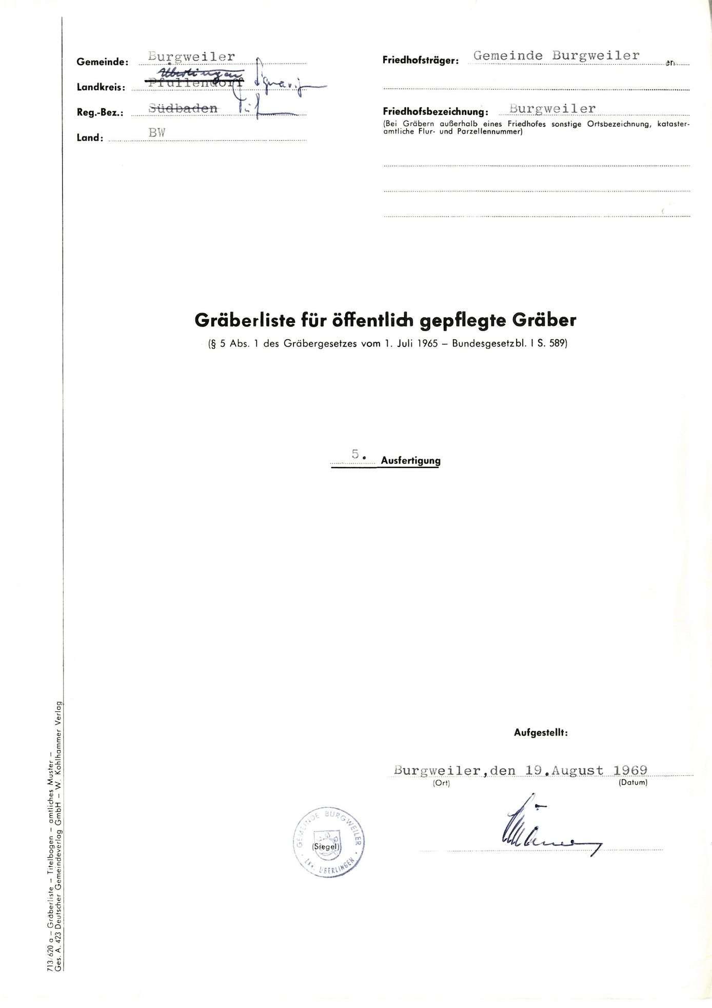 Burgweiler, Bild 1
