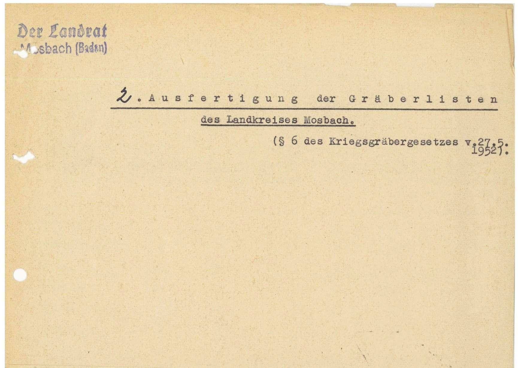 Landkreis Mosbach, Bild 1