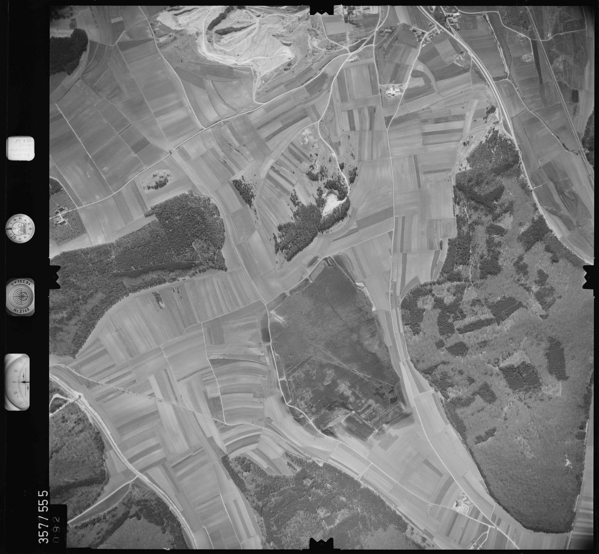 Luftbild: Film 38 Bildnr. 92, Bild 1