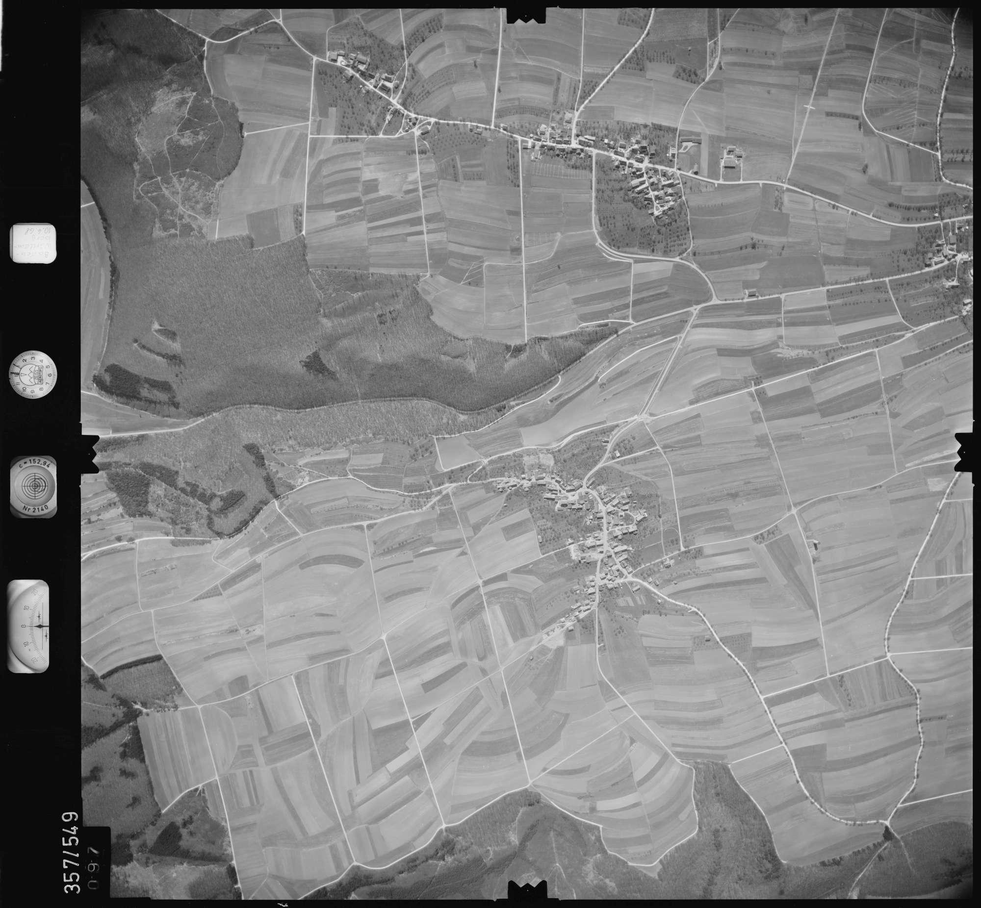 Luftbild: Film 38 Bildnr. 97, Bild 1