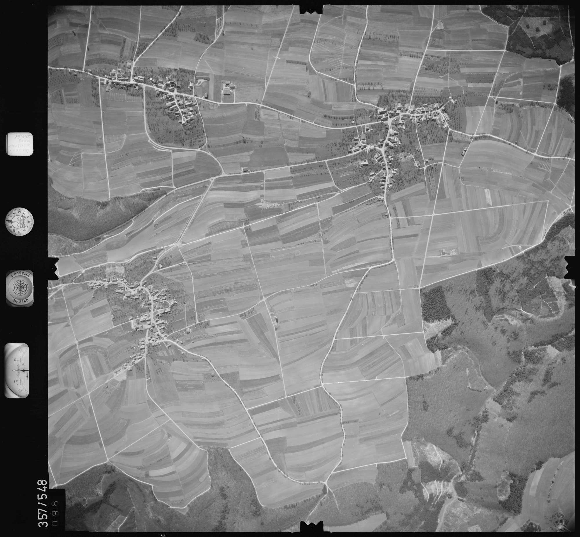 Luftbild: Film 38 Bildnr. 98, Bild 1