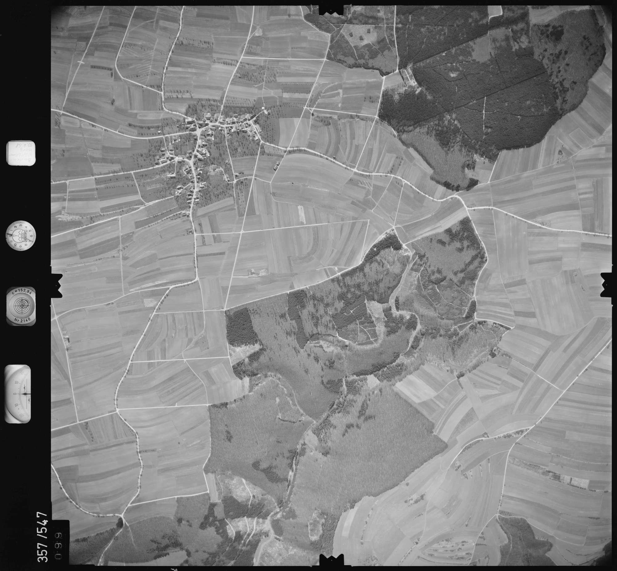 Luftbild: Film 38 Bildnr. 99, Bild 1