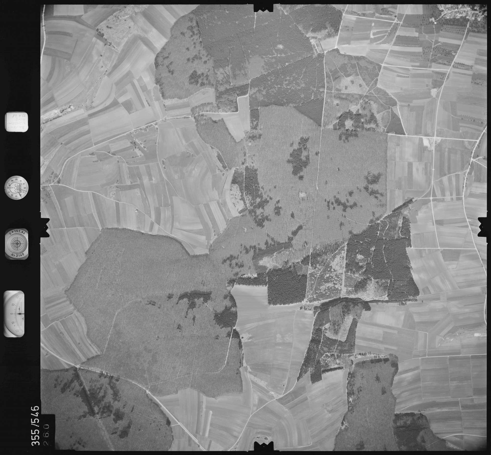 Luftbild: Film 38 Bildnr. 260, Bild 1