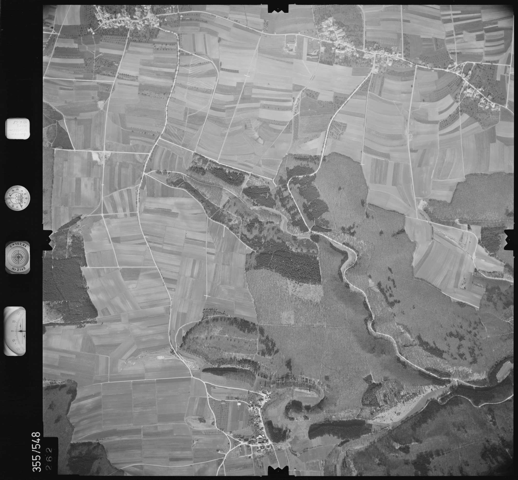 Luftbild: Film 38 Bildnr. 262, Bild 1