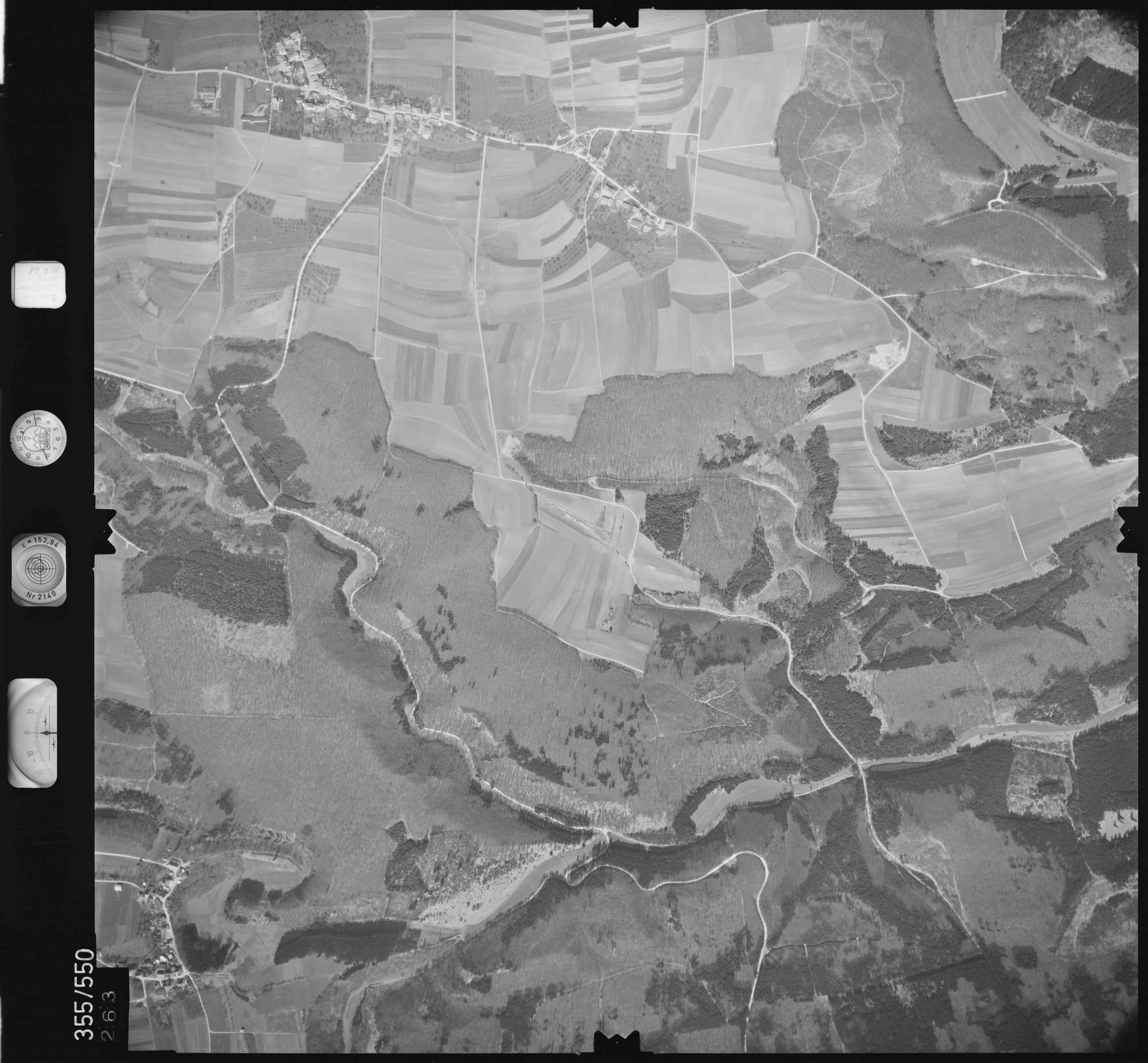 Luftbild: Film 38 Bildnr. 263, Bild 1