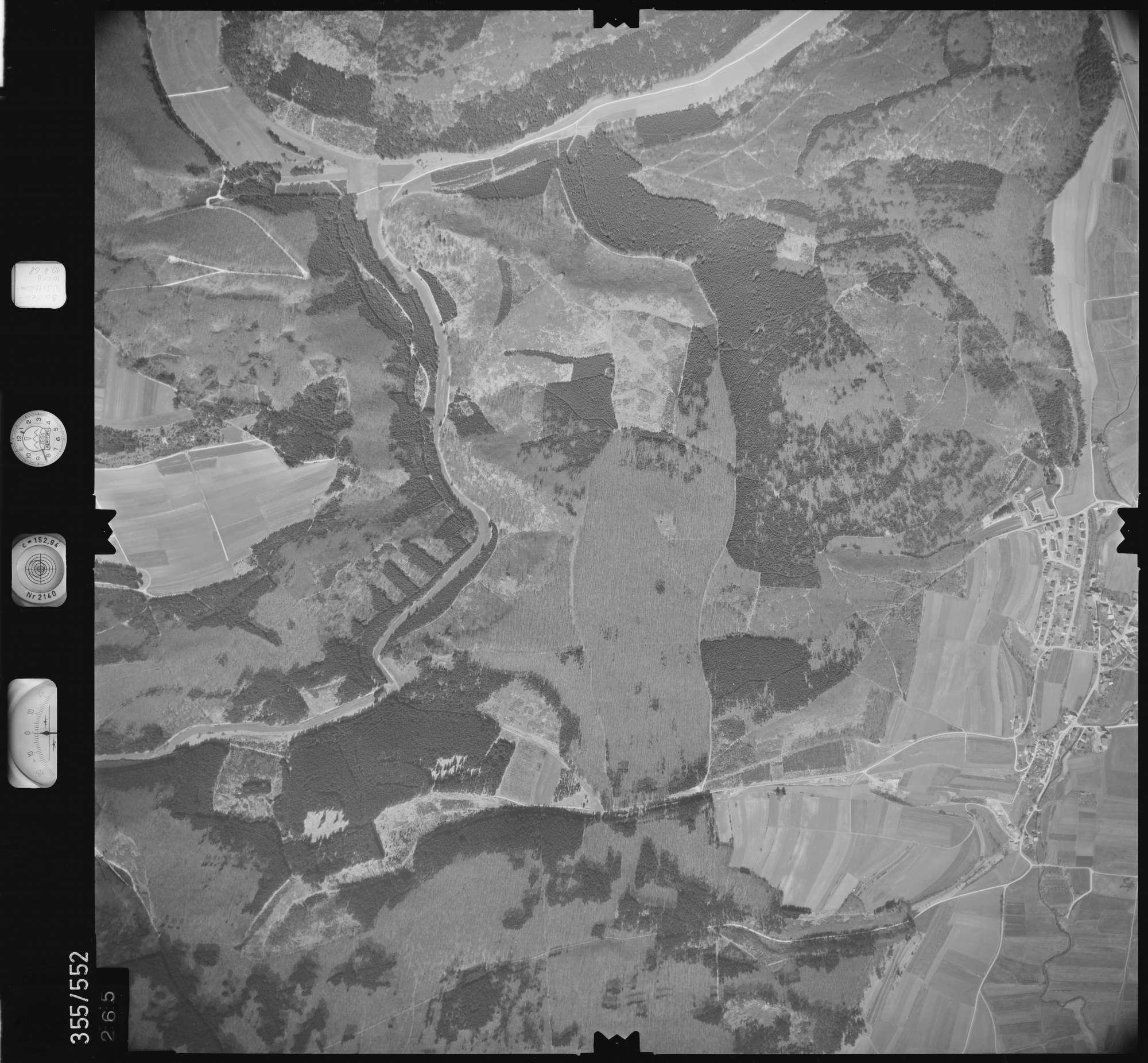 Luftbild: Film 38 Bildnr. 265, Bild 1