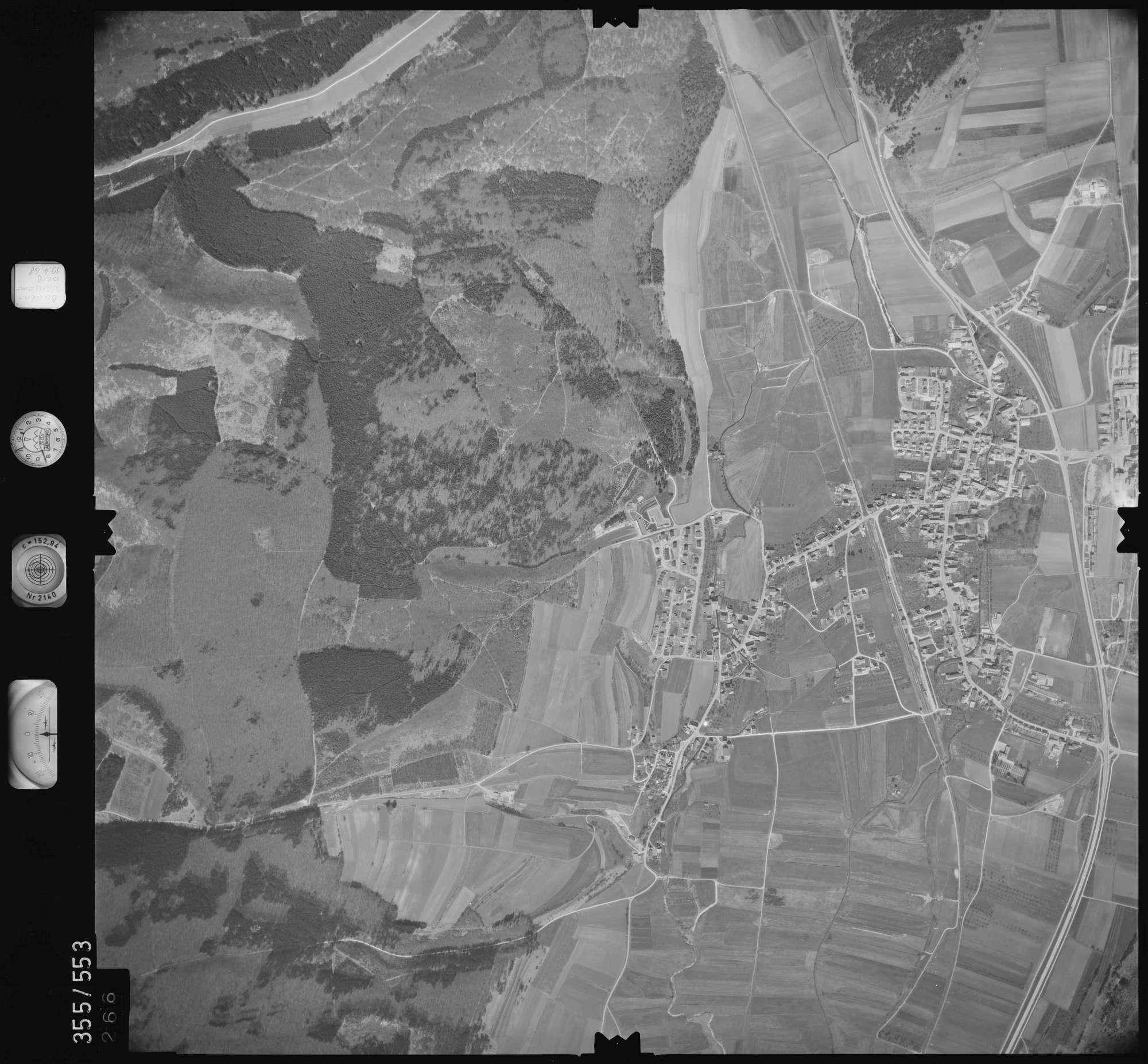 Luftbild: Film 38 Bildnr. 266, Bild 1