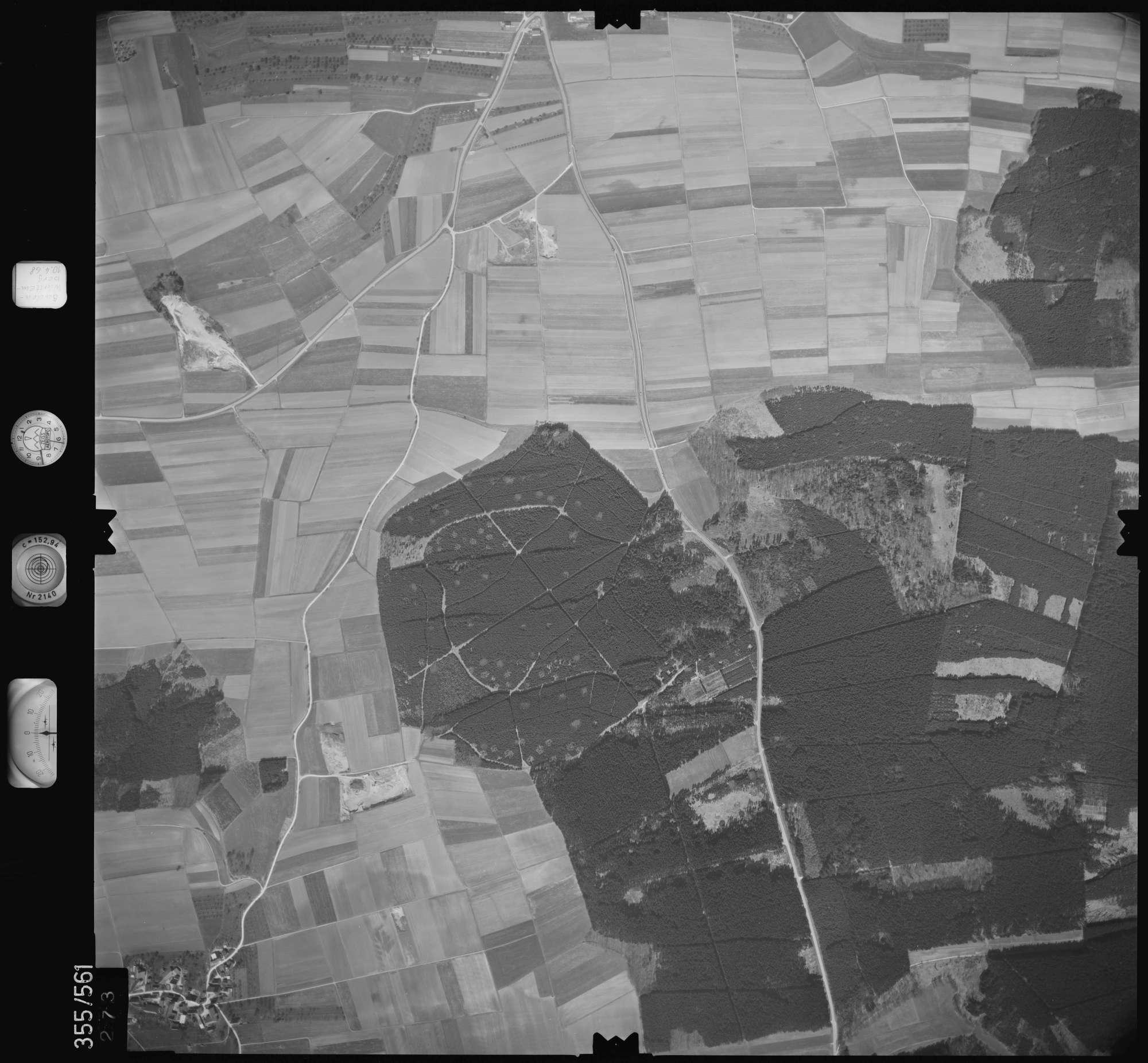 Luftbild: Film 38 Bildnr. 273, Bild 1