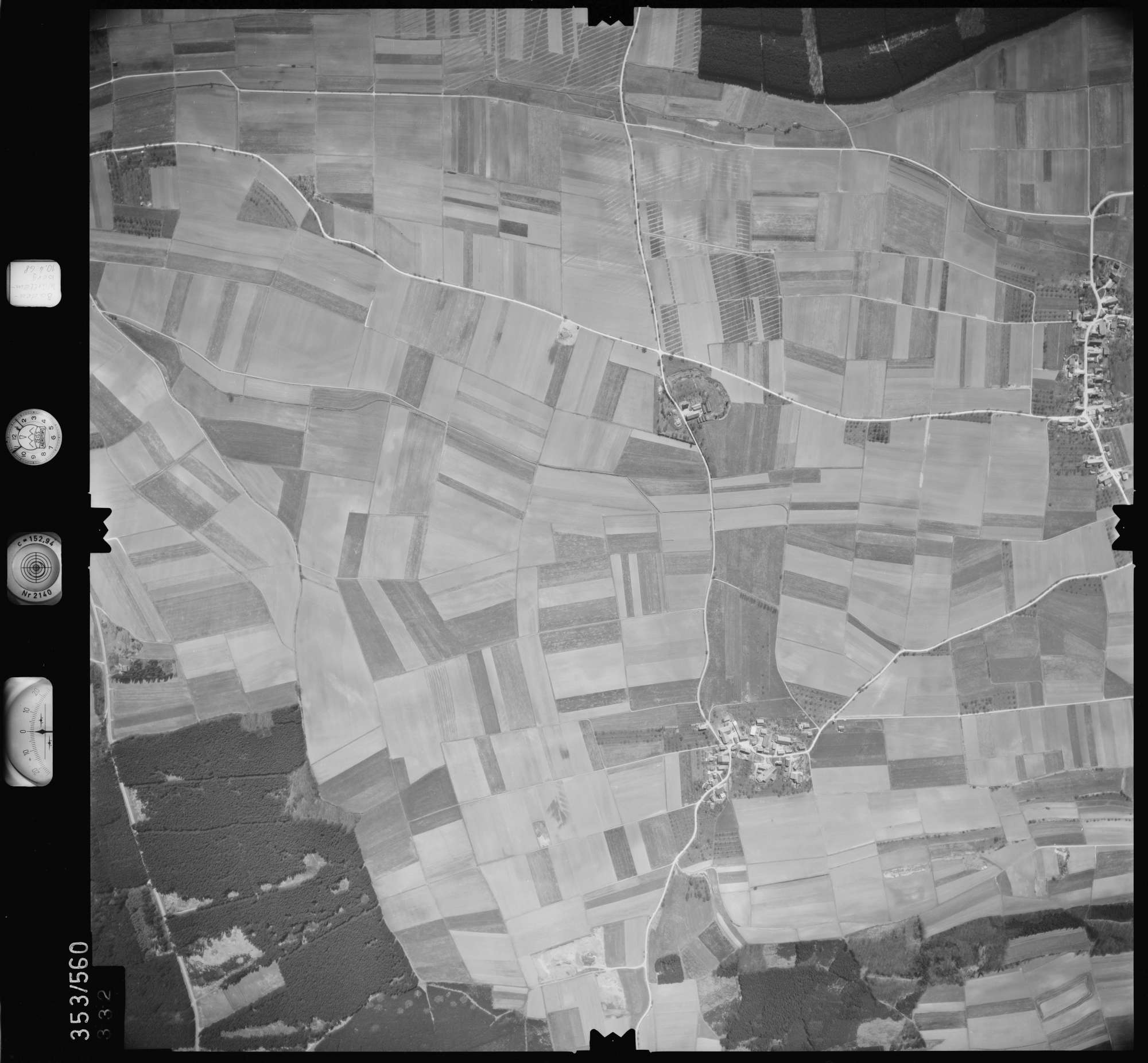 Luftbild: Film 41 Bildnr. 332, Bild 1