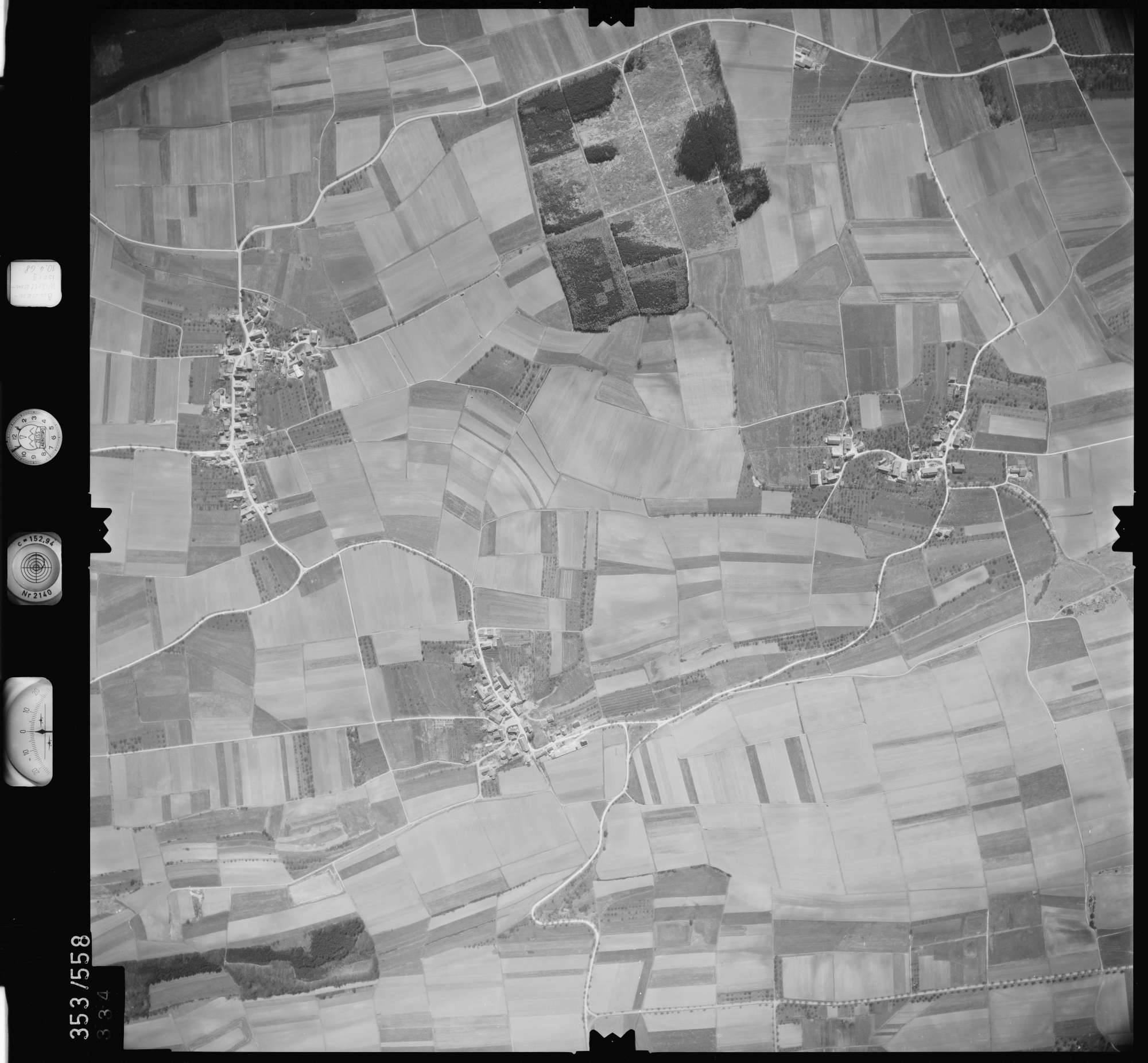 Luftbild: Film 41 Bildnr. 334, Bild 1