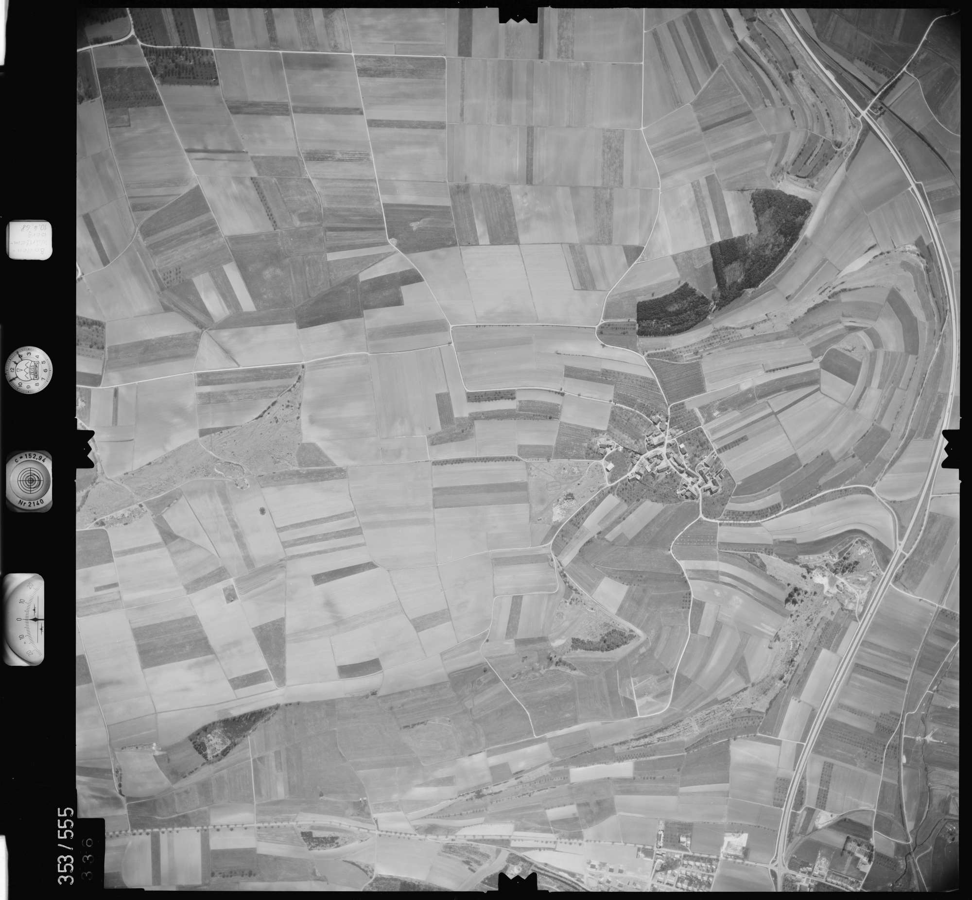 Luftbild: Film 41 Bildnr. 336, Bild 1