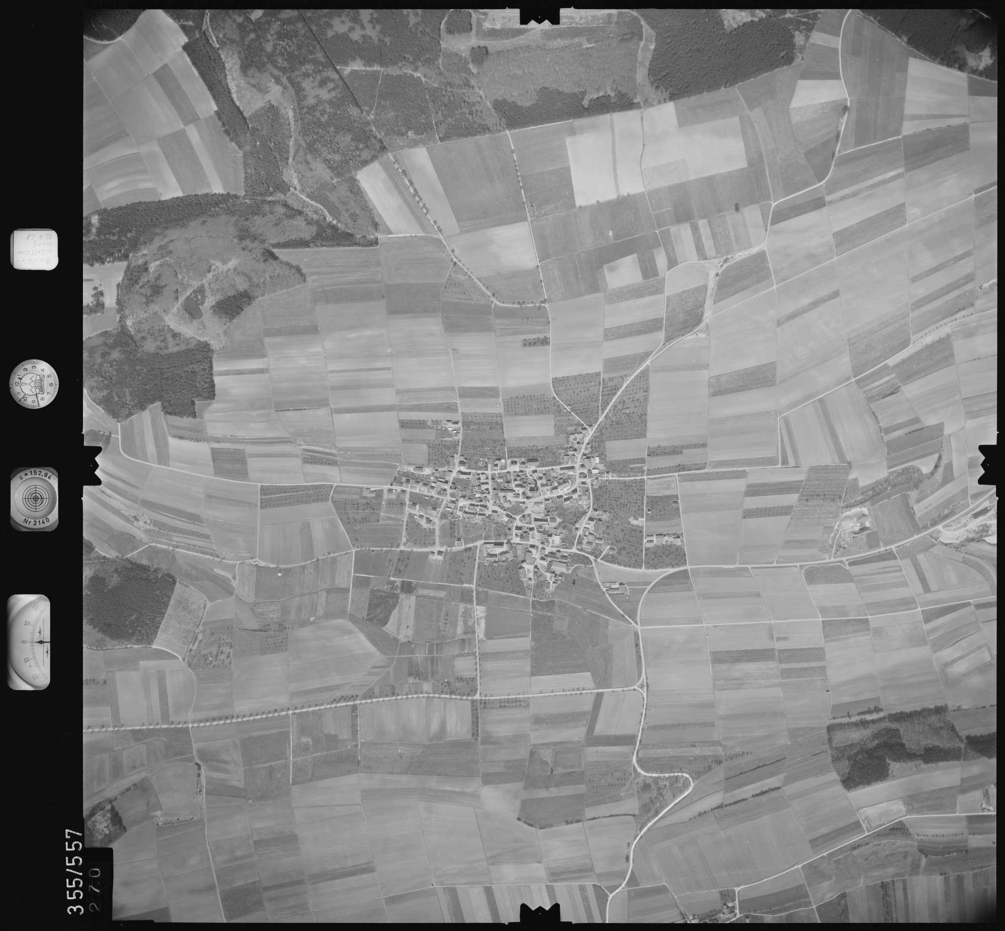 Luftbild: Film 38 Bildnr. 270, Bild 1