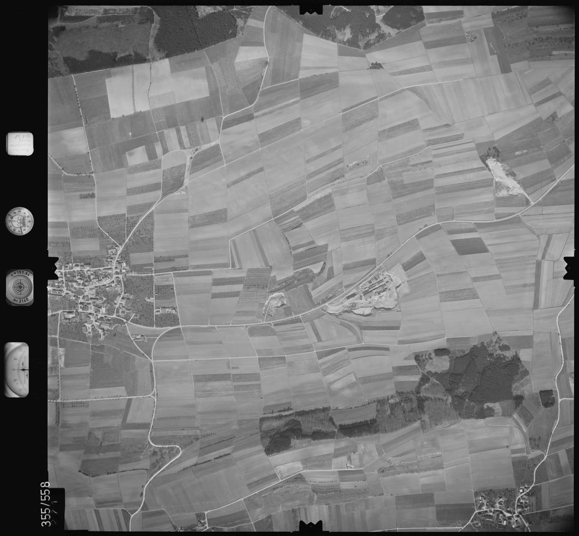 Luftbild: Film 38 Bildnr. 271, Bild 1