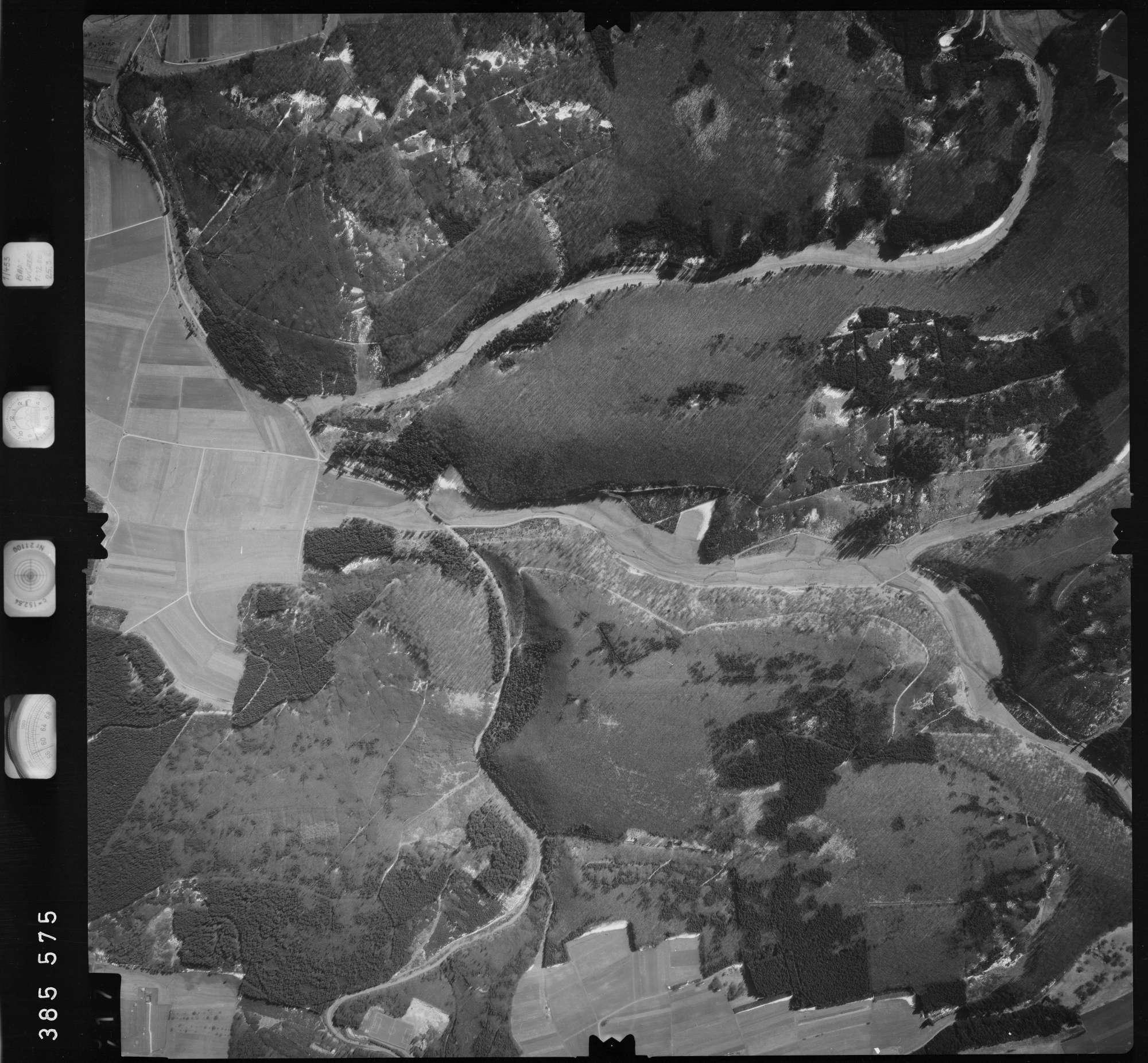Luftbild: Film 23 Bildnr. 416, Bild 1