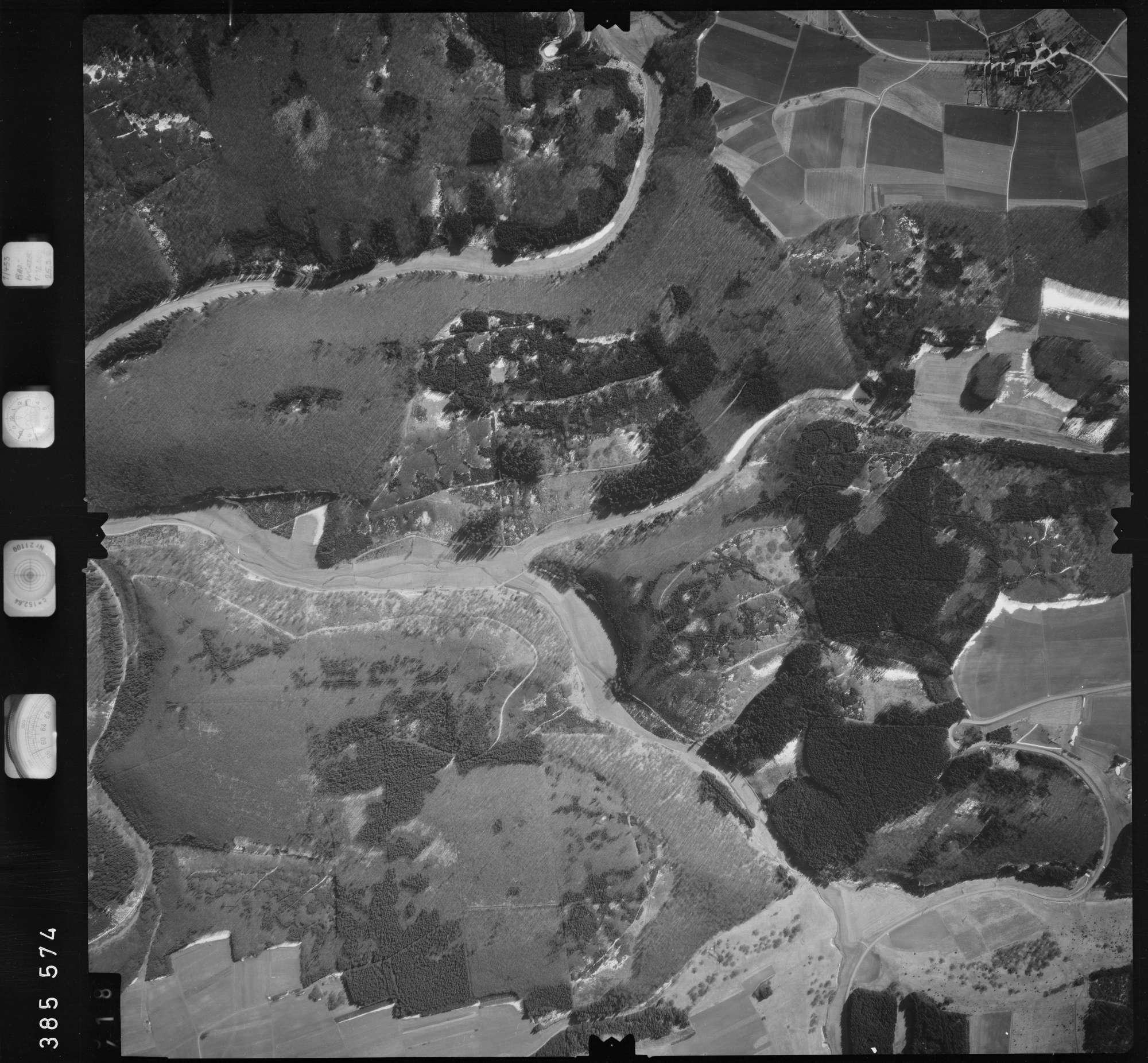 Luftbild: Film 23 Bildnr. 417, Bild 1
